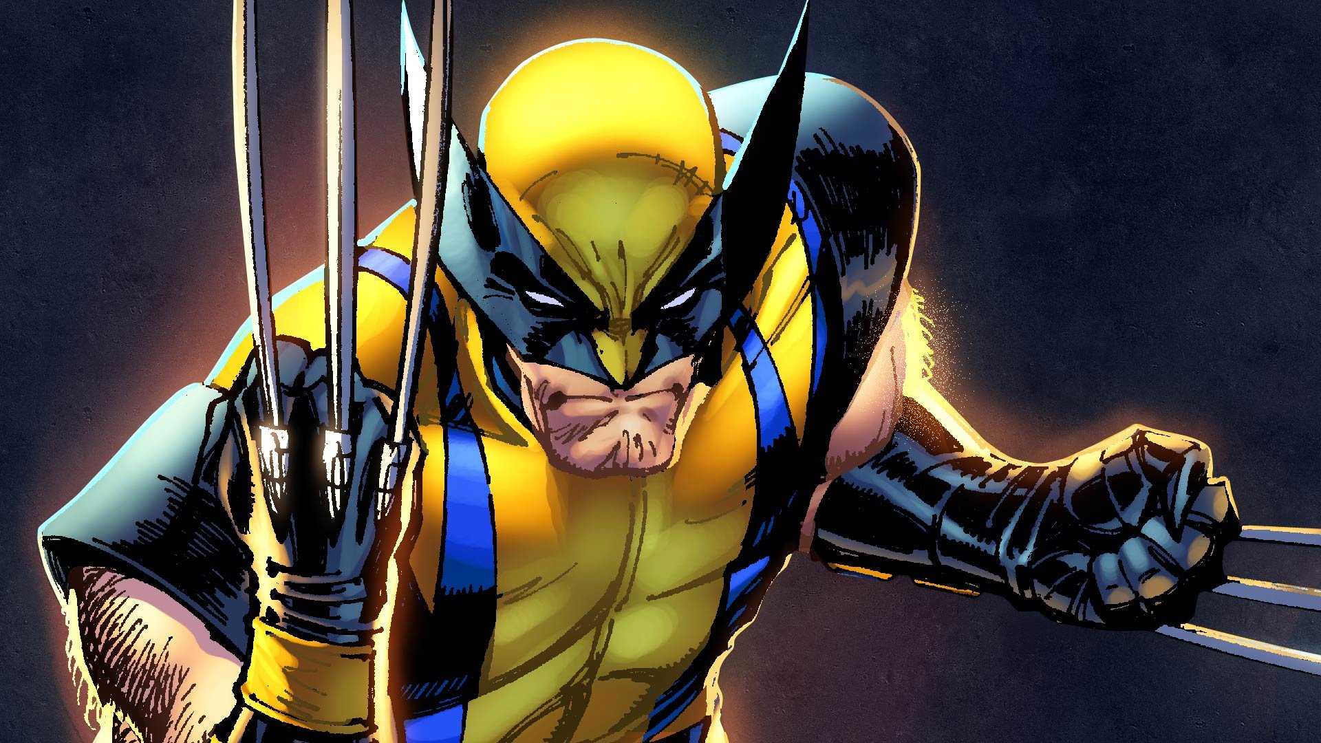 Free Download Wolverine Wallpaper Id 276385 Full Hd 1920x1080 For