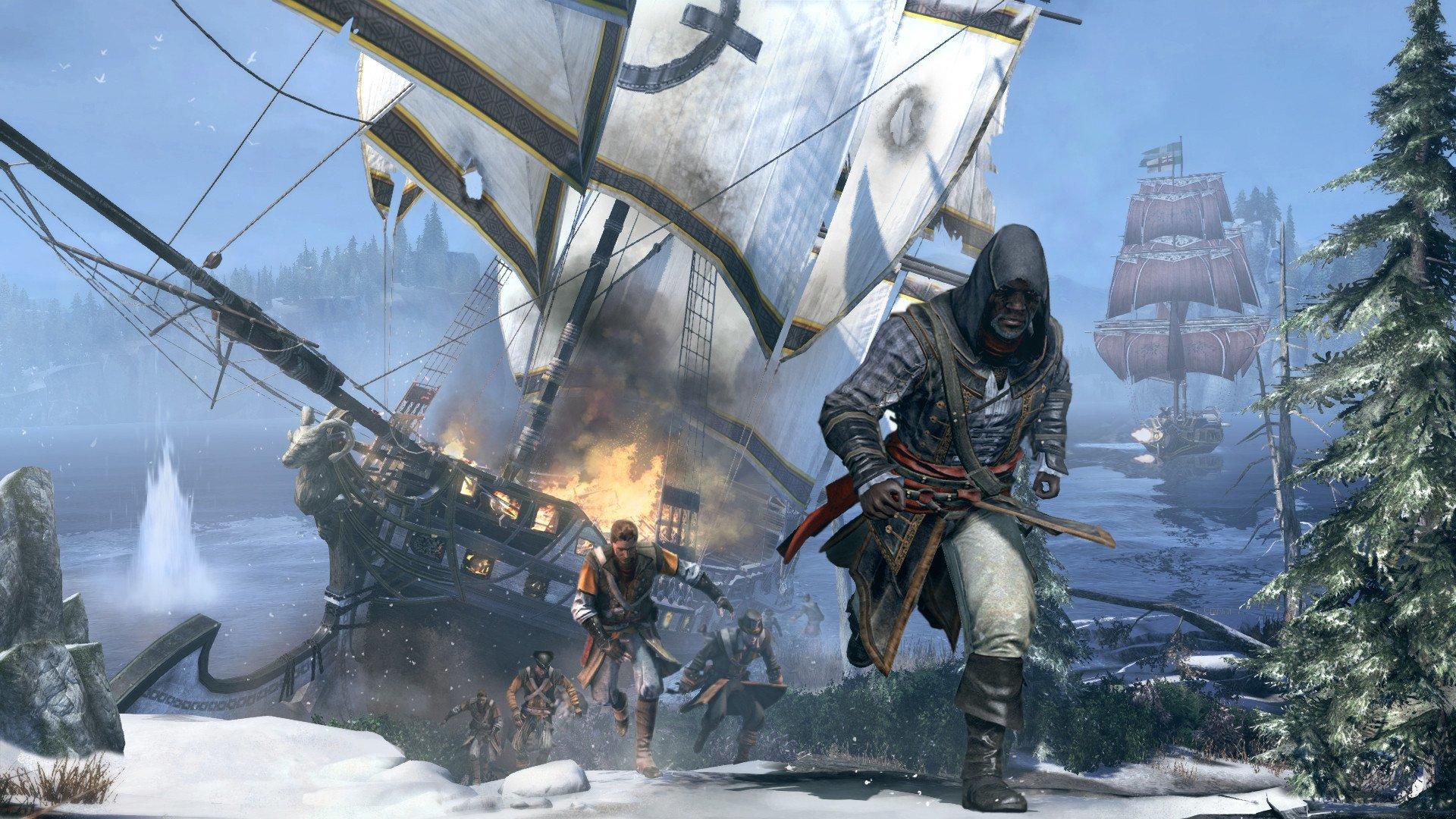 High Resolution Assassin S Creed Rogue Full Hd 1920x1080 Wallpaper