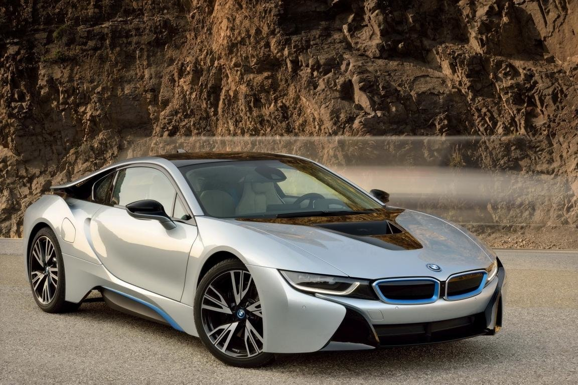 Bmw I8 Wallpapers Hd For Desktop Backgrounds