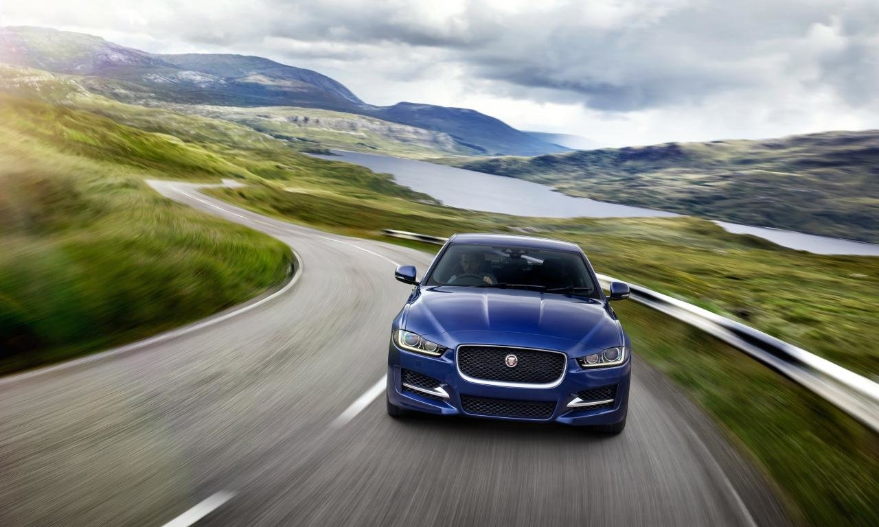 Download hd 1280x768 Jaguar XE computer wallpaper ID:260220 for free