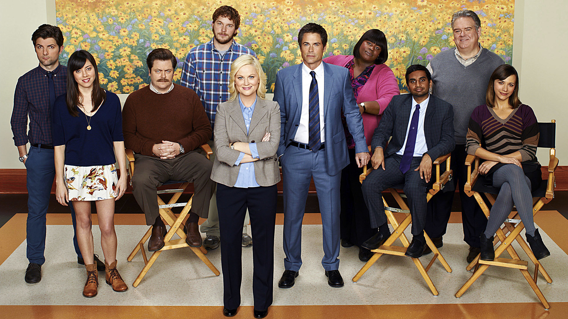 Parks And Recreation Wallpapers 1920x1080 Full Hd 1080p Desktop