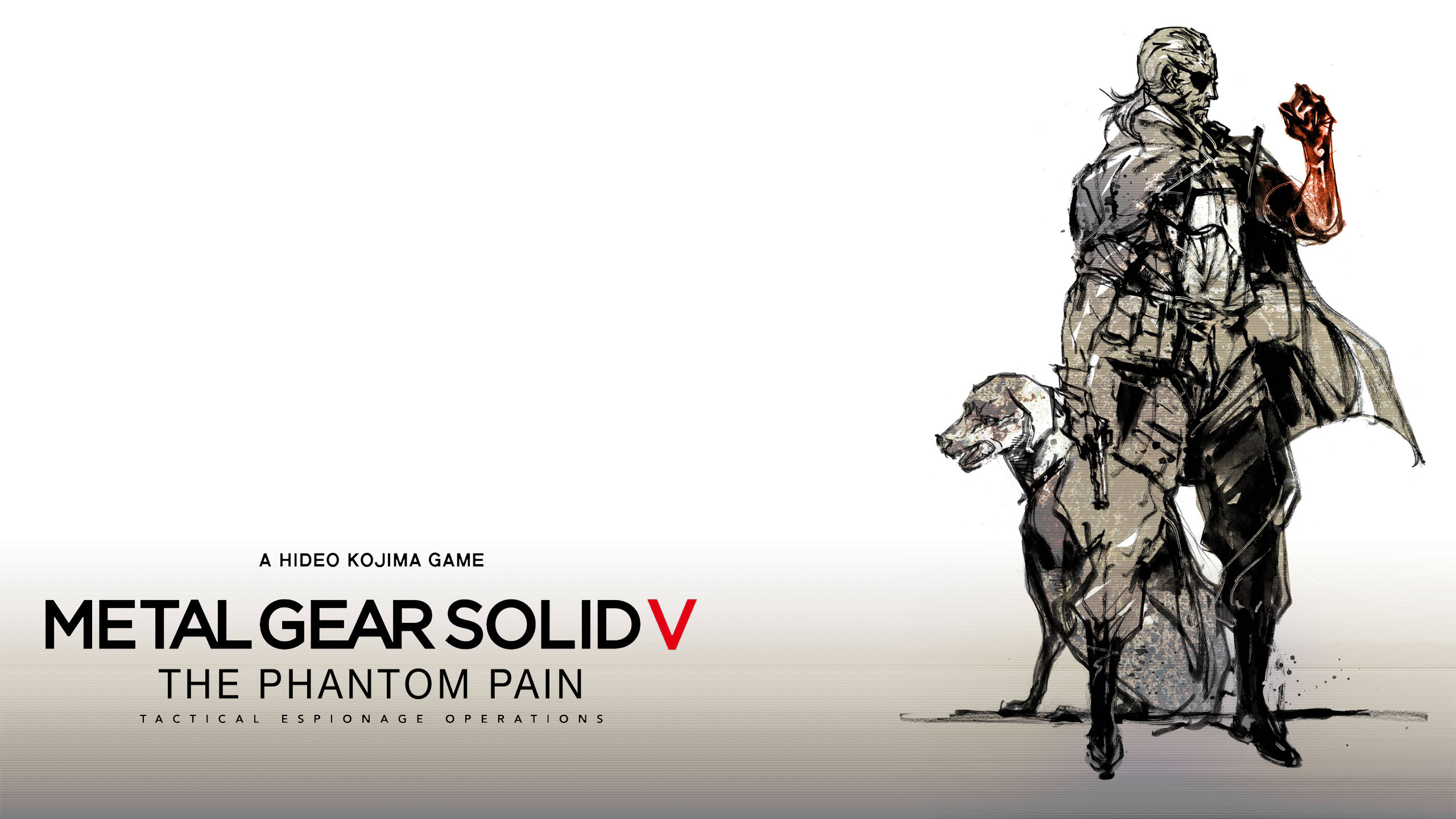 metal gear solid (mgs) wallpapers 2560x1440 desktop backgrounds