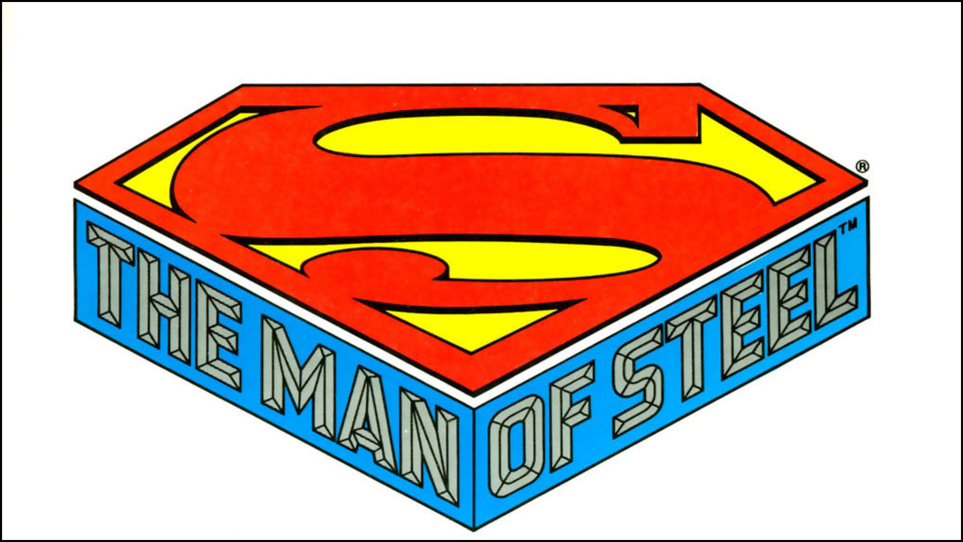 Awesome superman logo free wallpaper id456248 for full hd desktop voltagebd Choice Image