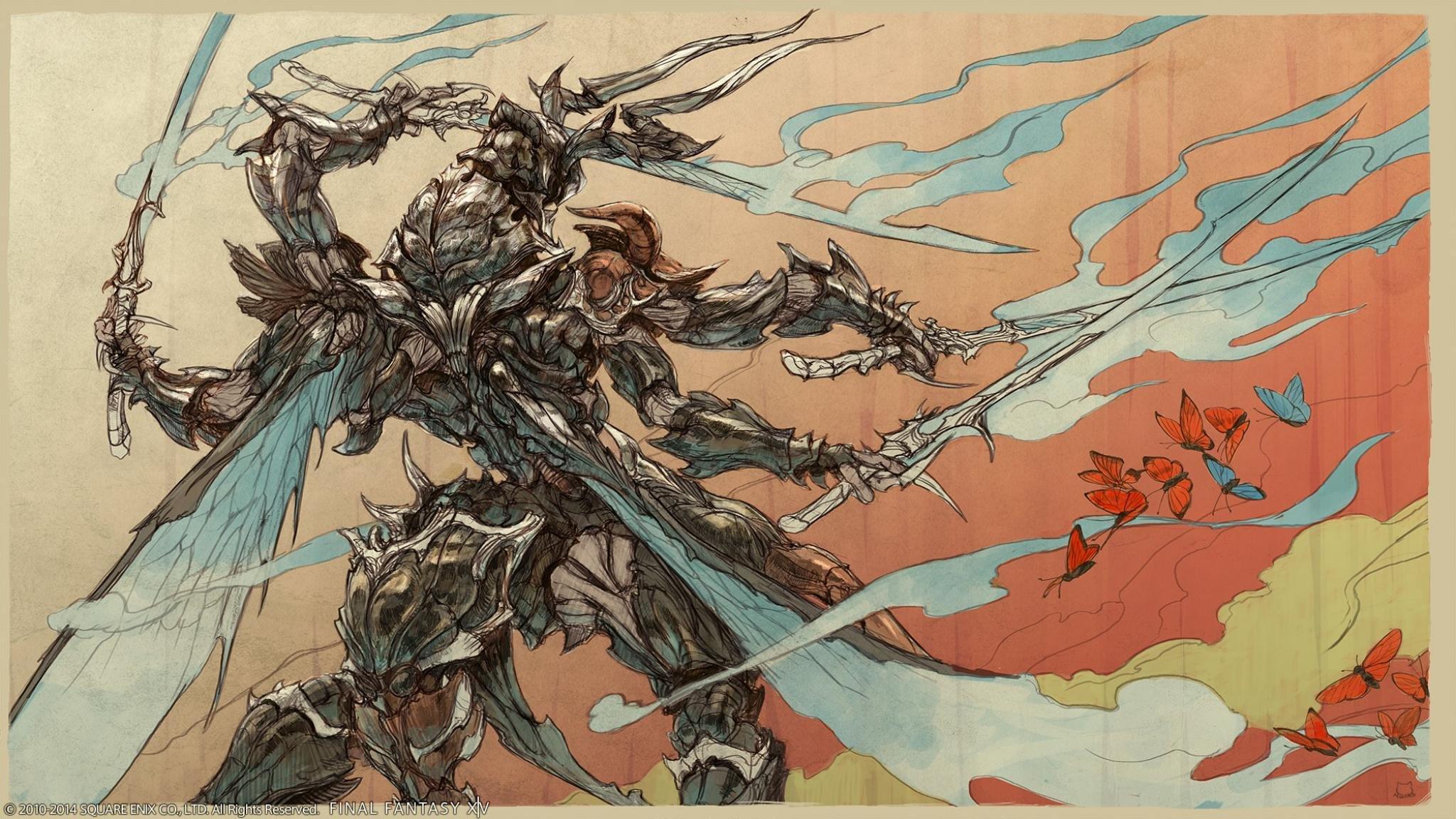 Download Hd 2048x1152 Final Fantasy Xiv Ff14 A Realm Reborn