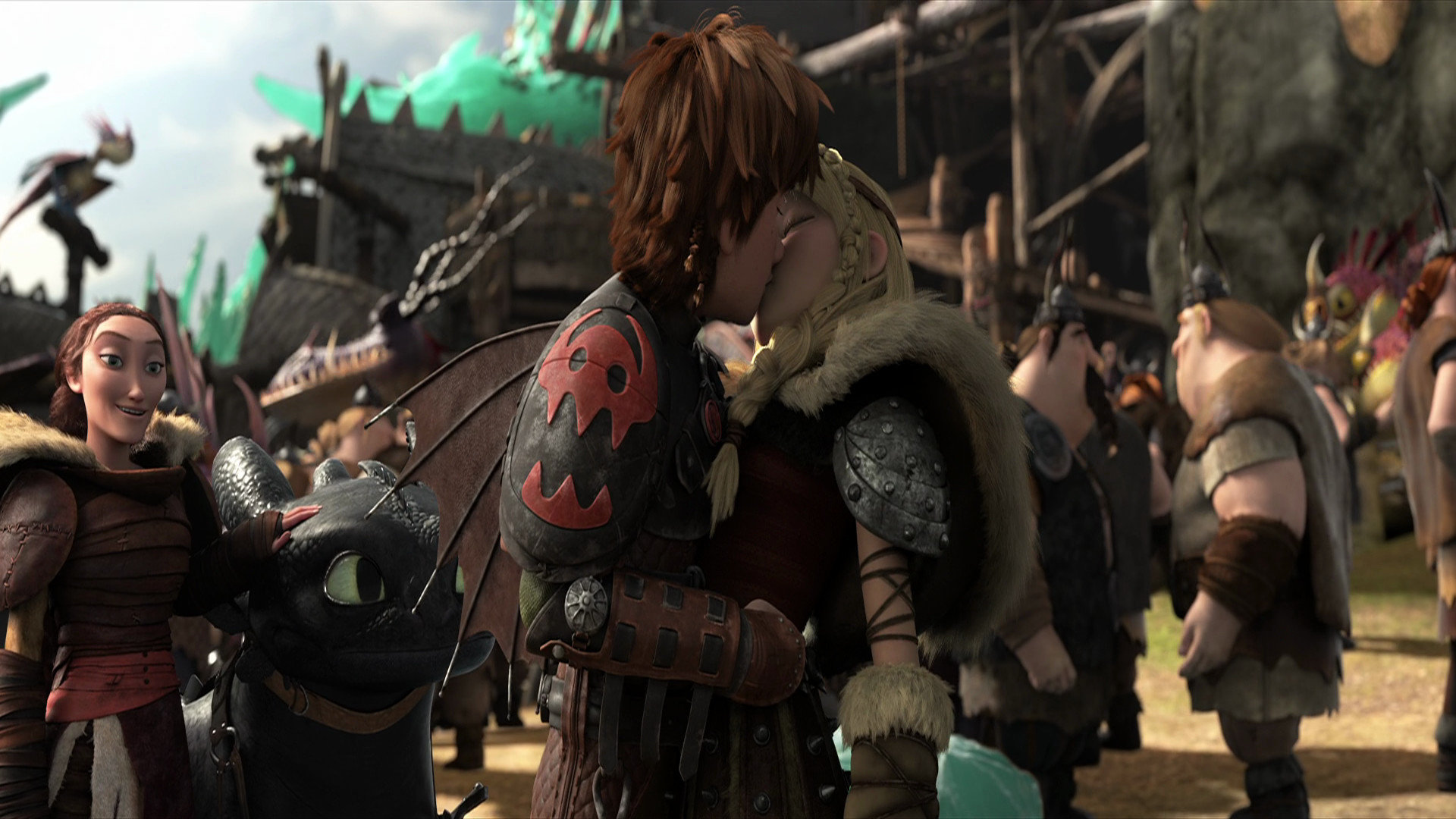 High Resolution How To Train Your Dragon 2 Full Hd Wallpaper ID90194 For Desktop