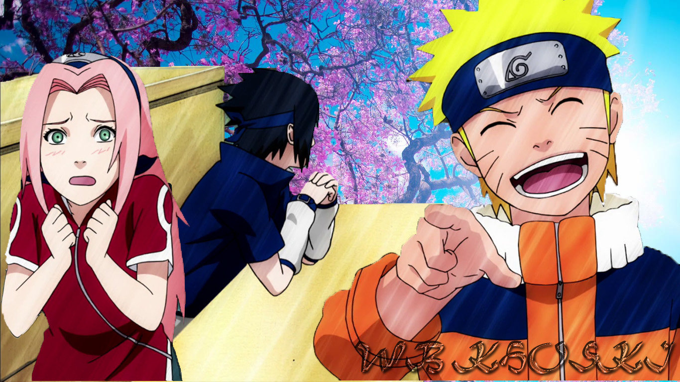 Download laptop Naruto PC background ID:396320 for free