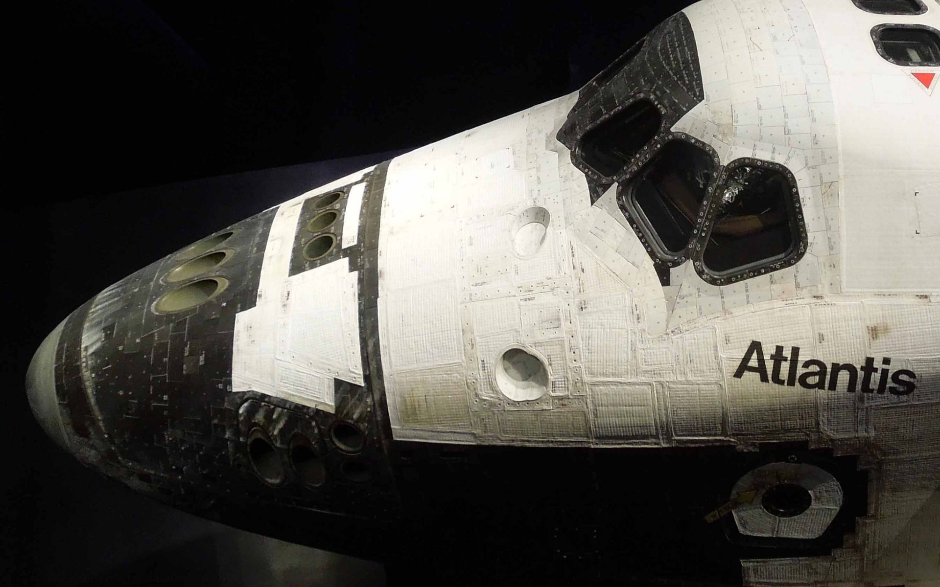 High resolution Space Shuttle Atlantis hd 1920x1200 background ID:460460 for computer