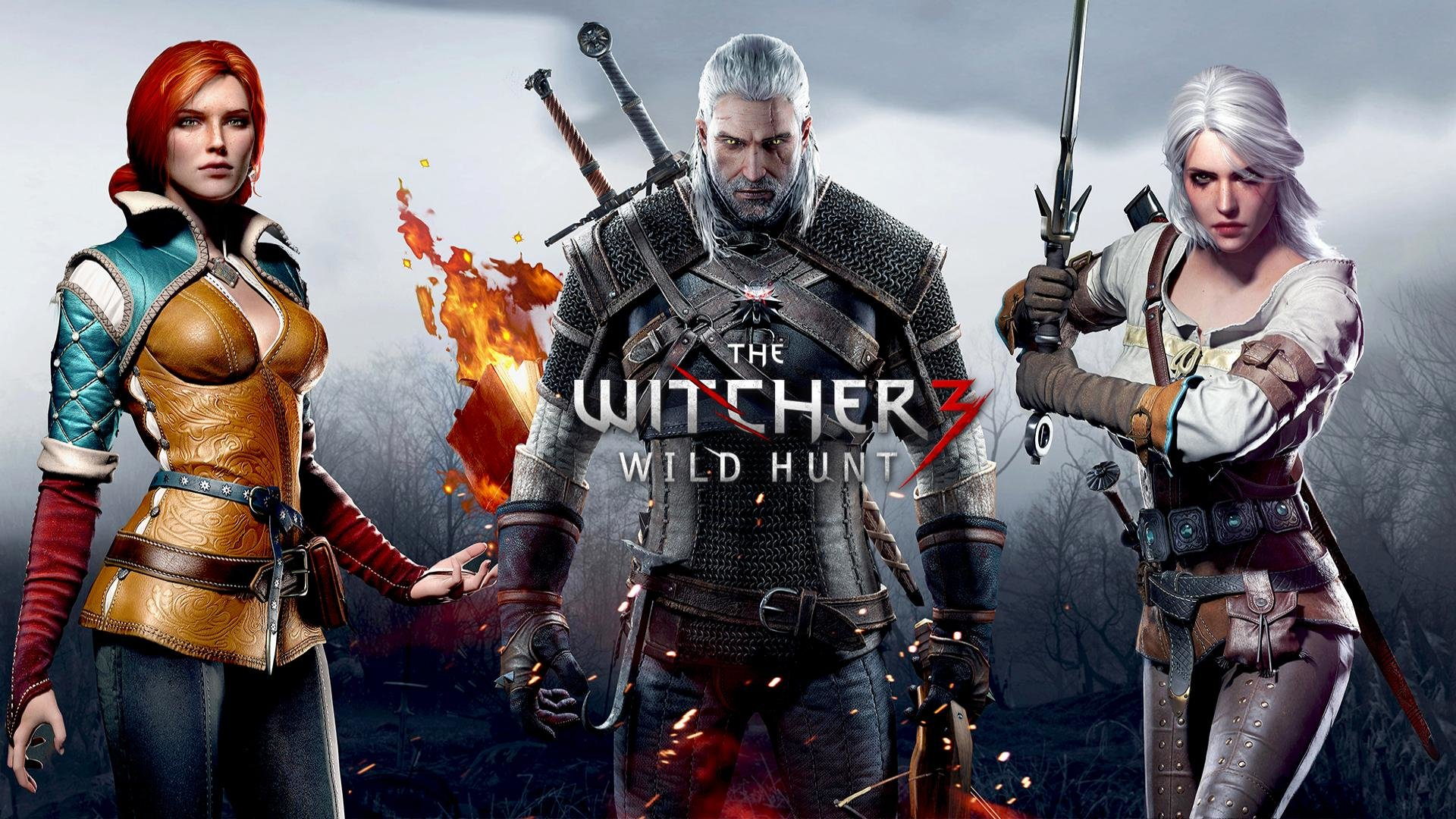 Free Download The Witcher 3 Wild Hunt Wallpaper Id 17884 Hd