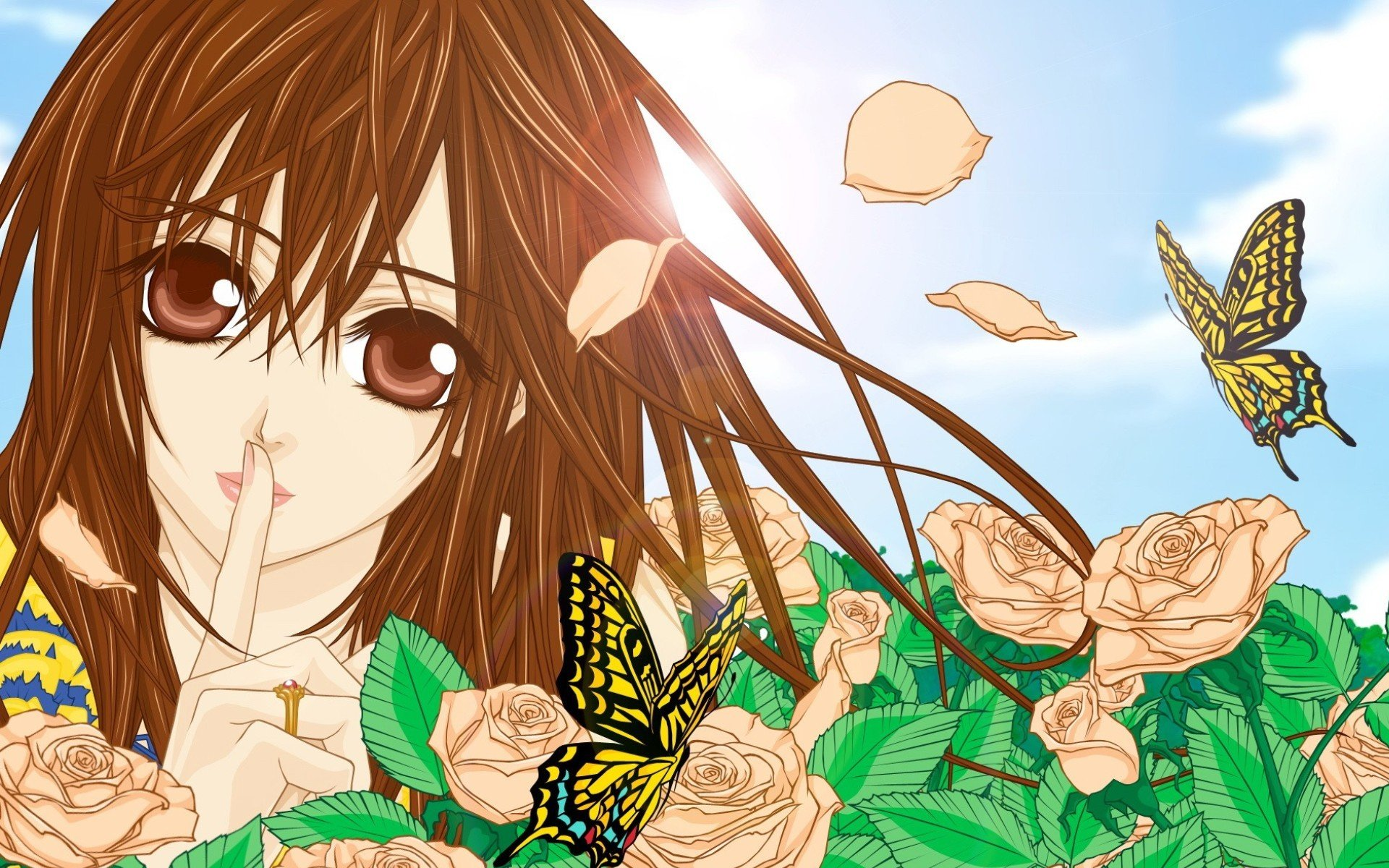 Free Vampire Knight high quality wallpaper ID:390473 for hd 1920x1200 desktop