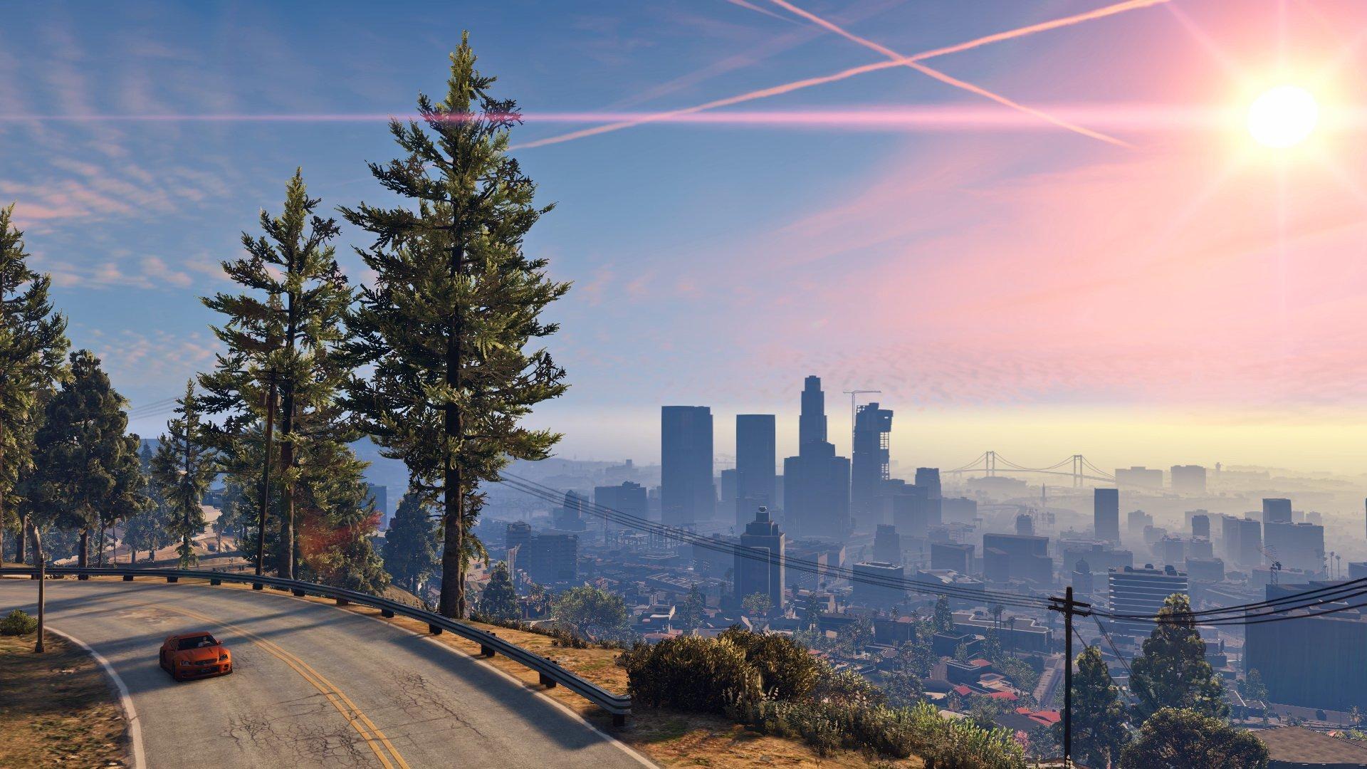 Download Full Hd Grand Theft Auto V Gta 5 Computer