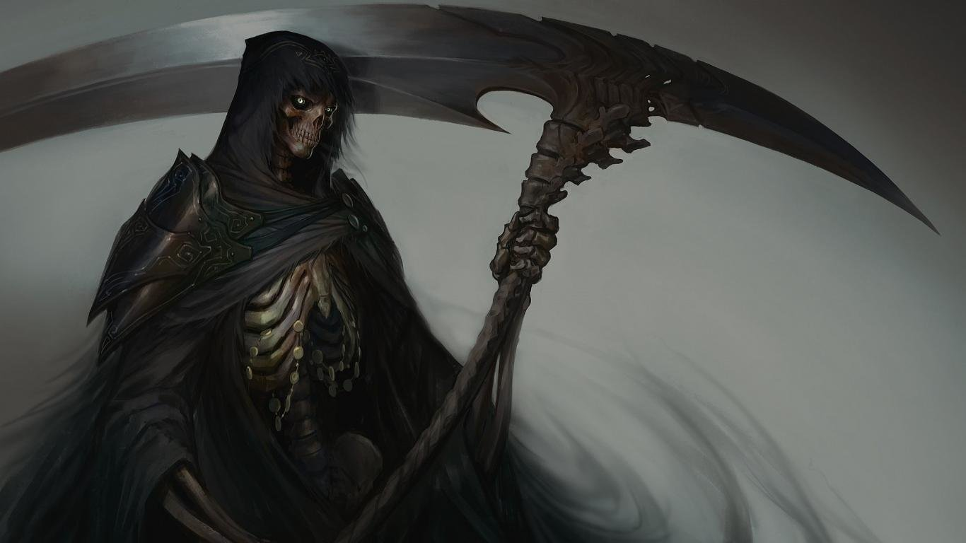 Best Grim Reaper background ID:155338 for High Resolution hd 1366x768 PC