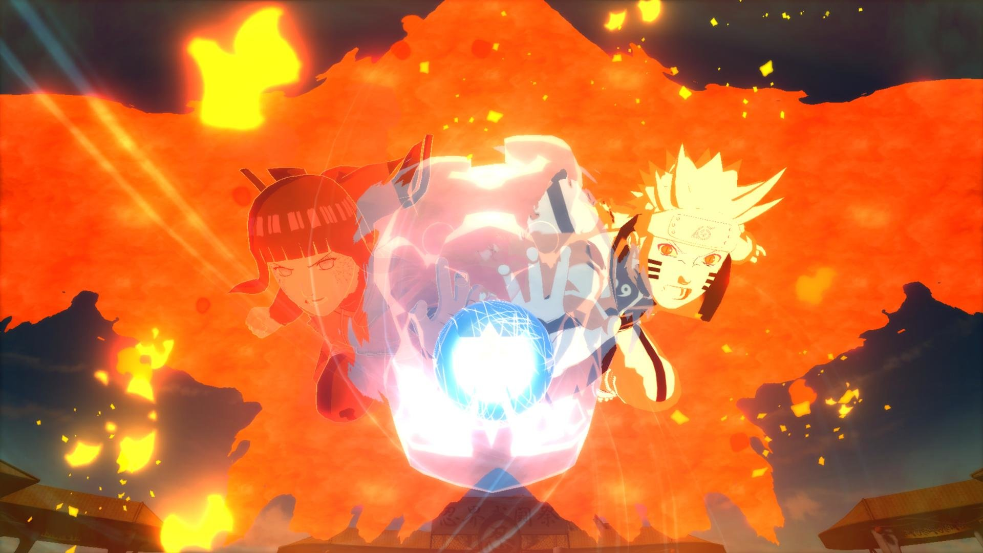 Download hd 1080p Naruto Shippuden: Ultimate Ninja Storm Revolution 5 PC wallpaper ID:422880 for free