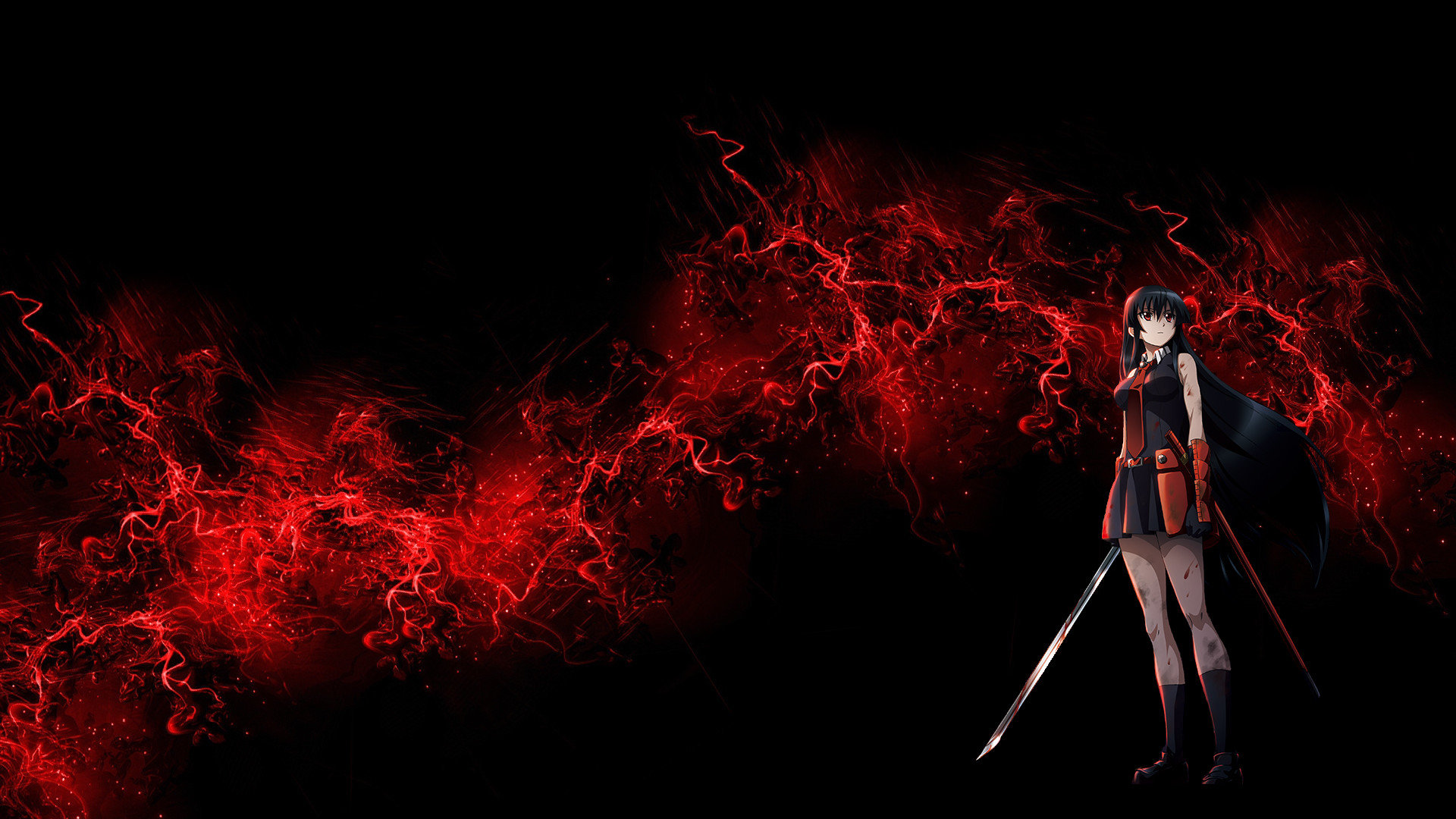 Download hd 1920x1080 Akame Ga Kill! desktop background ID:207955 for free