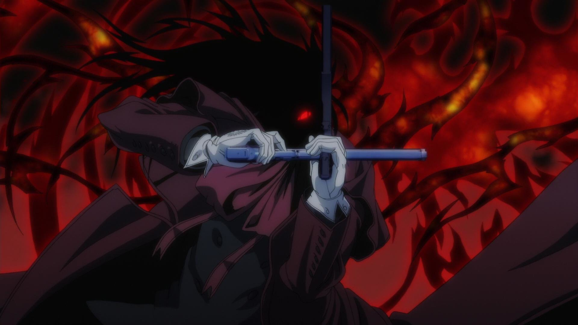 Download full hd 1920x1080 Alucard (Hellsing) PC wallpaper ID:329677 for free