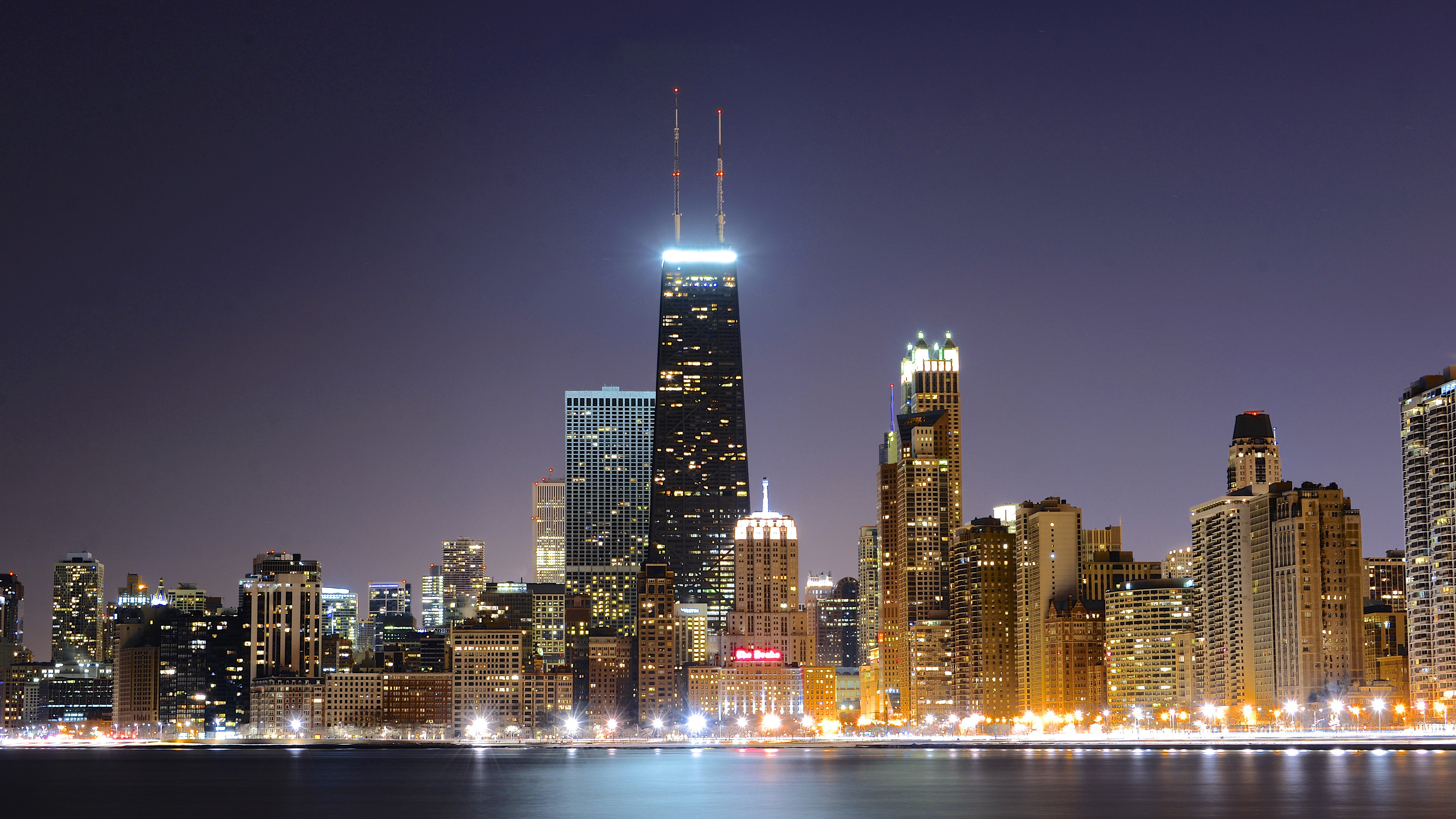 Chicago wallpapers 3840x2160 ultra hd 4k desktop backgrounds - Desktop wallpaper 4k ...