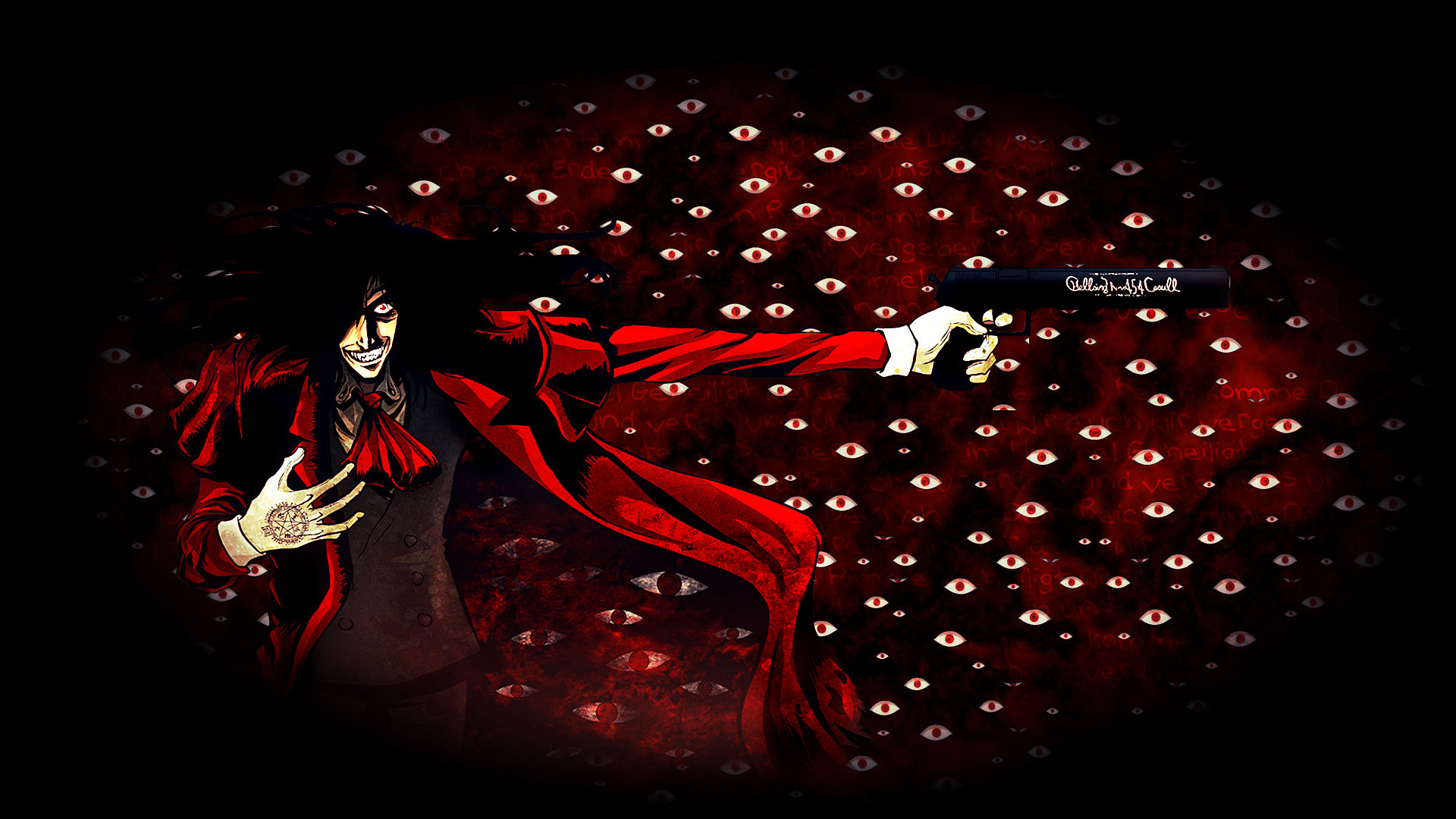 Best Hellsing wallpaper ID:329546 for High Resolution hd 1080p PC