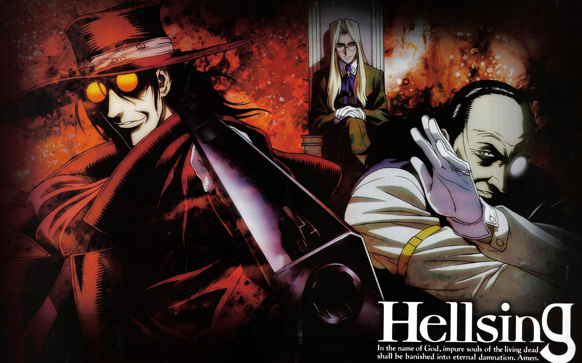 Free Hellsing high quality wallpaper ID:329880 for hd 1920x1200 computer