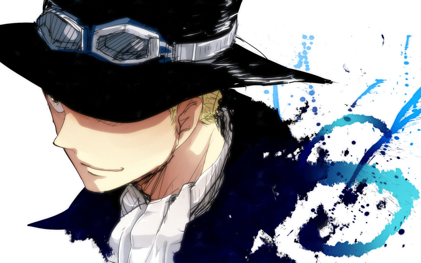 Download hd 1440x900 Sabo (One Piece) desktop wallpaper ID:314056 for free