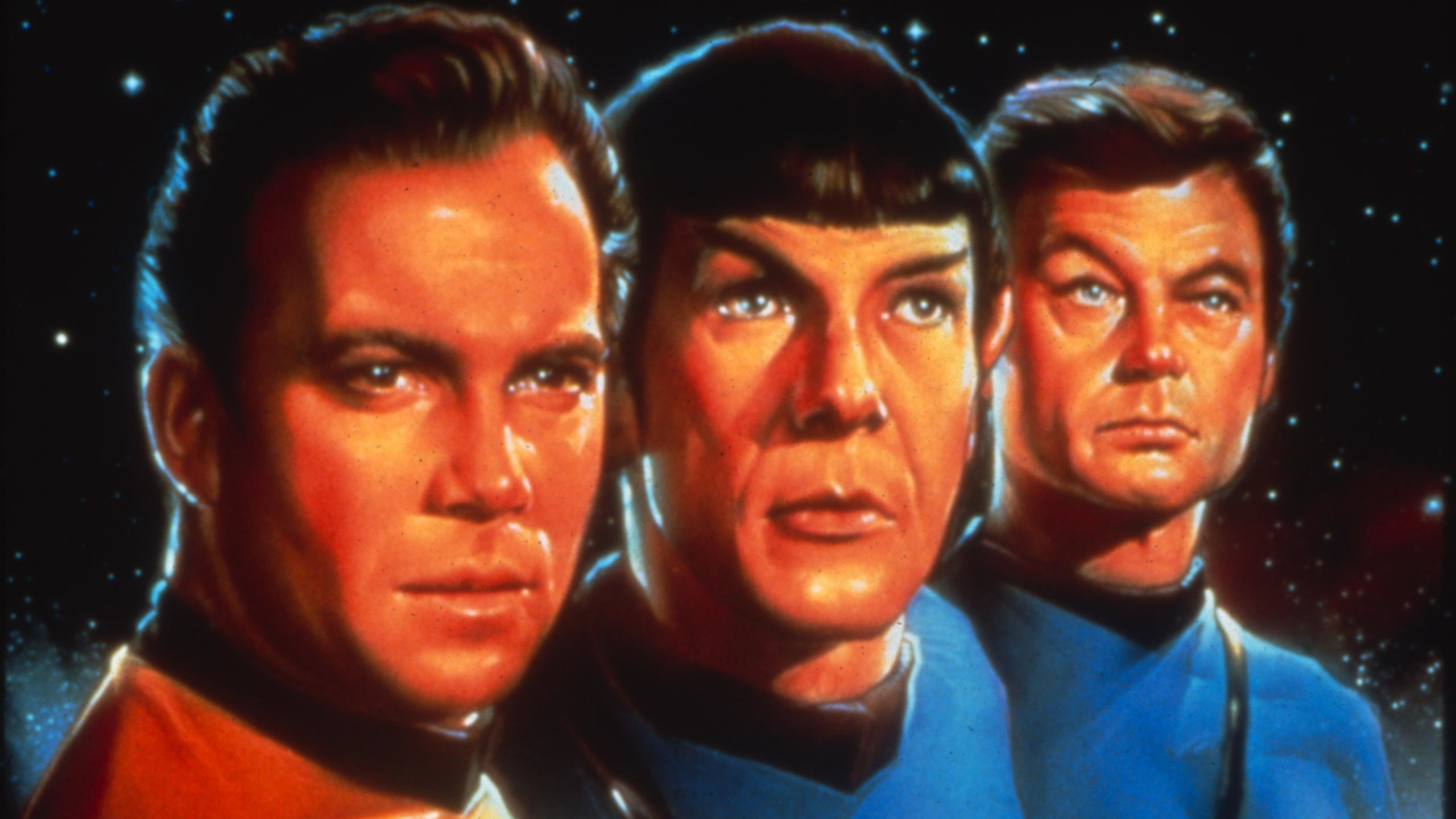 Star Trek The Original Series Wallpapers 2560x1440 Desktop