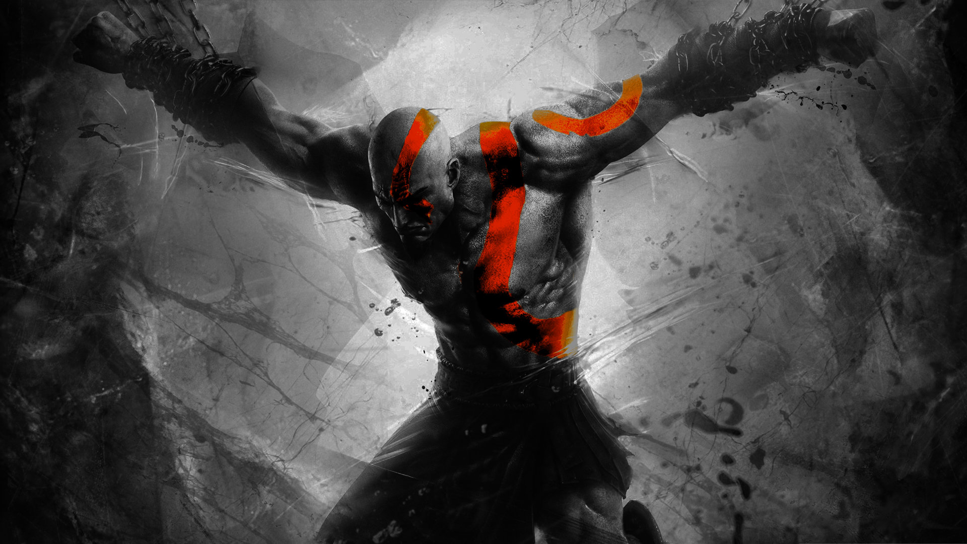 1920x1080 Hd Wallpapers For Your Desktop: God Of War: Ascension Wallpapers HD For Desktop Backgrounds