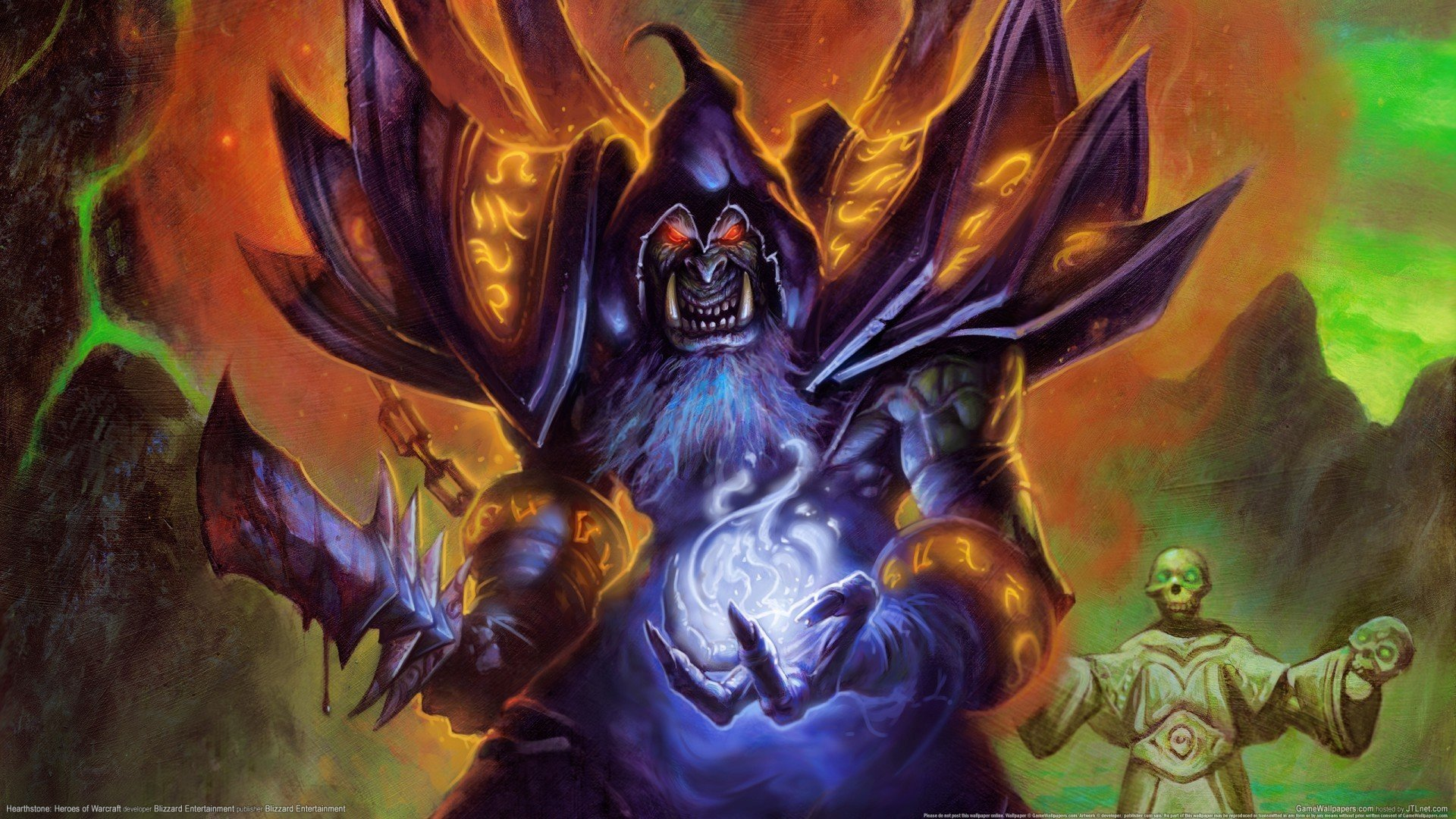 Best Hearthstone wallpaper ID:84025 for High Resolution 1080p computer