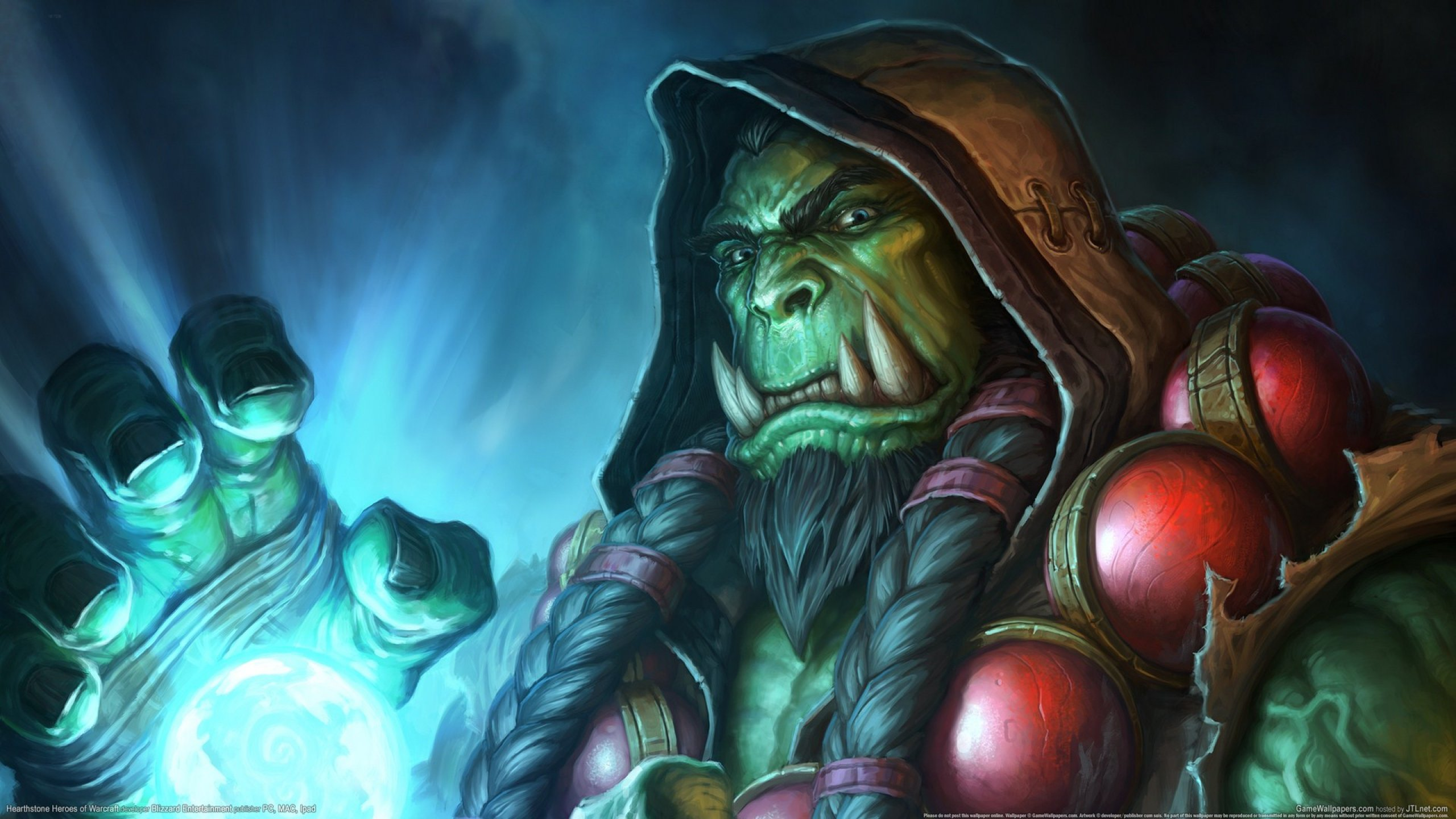 Free Hearthstone high quality wallpaper ID:84015 for hd 2560x1440 desktop