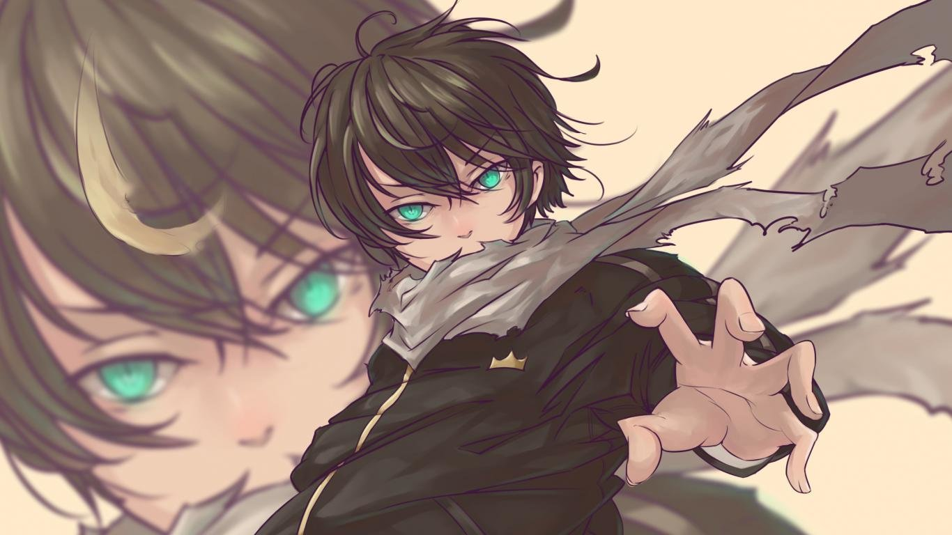 High resolution Yato (Noragami) hd 1366x768 background ID:450304 for computer