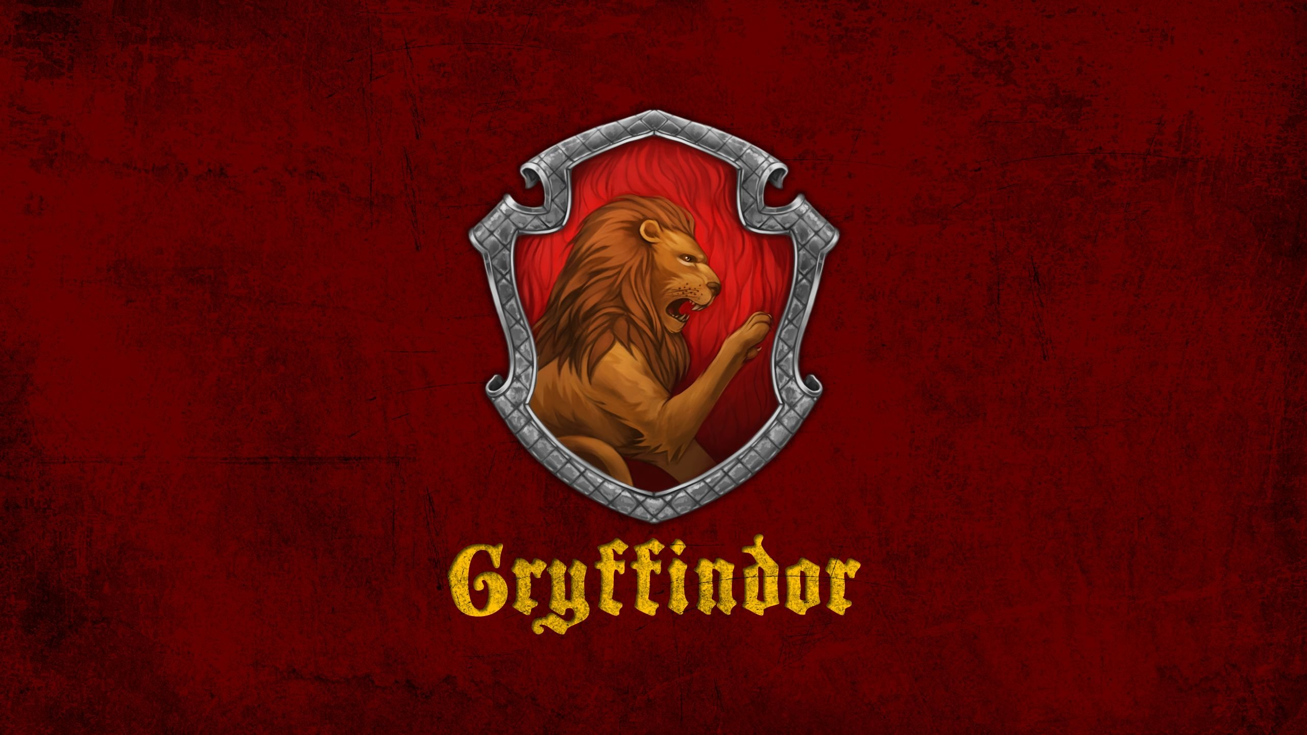 High resolution Gryffindor hd 2560x1440 background ID:463378 for PC