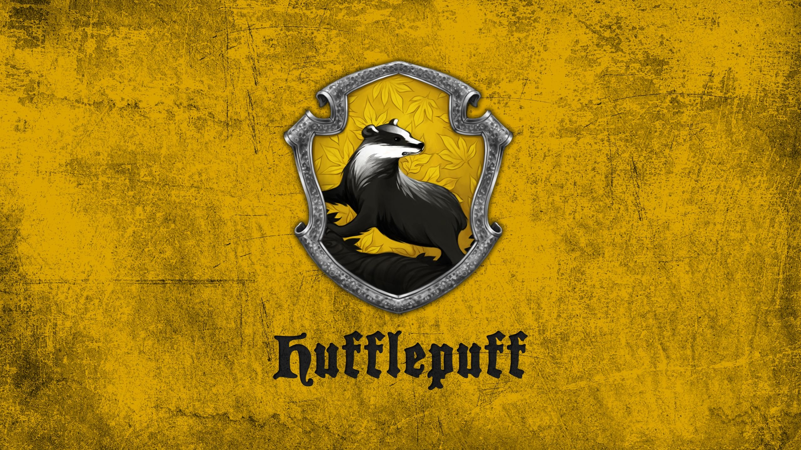 Free download Hufflepuff background ID:463368 hd 2560x1440 for PC