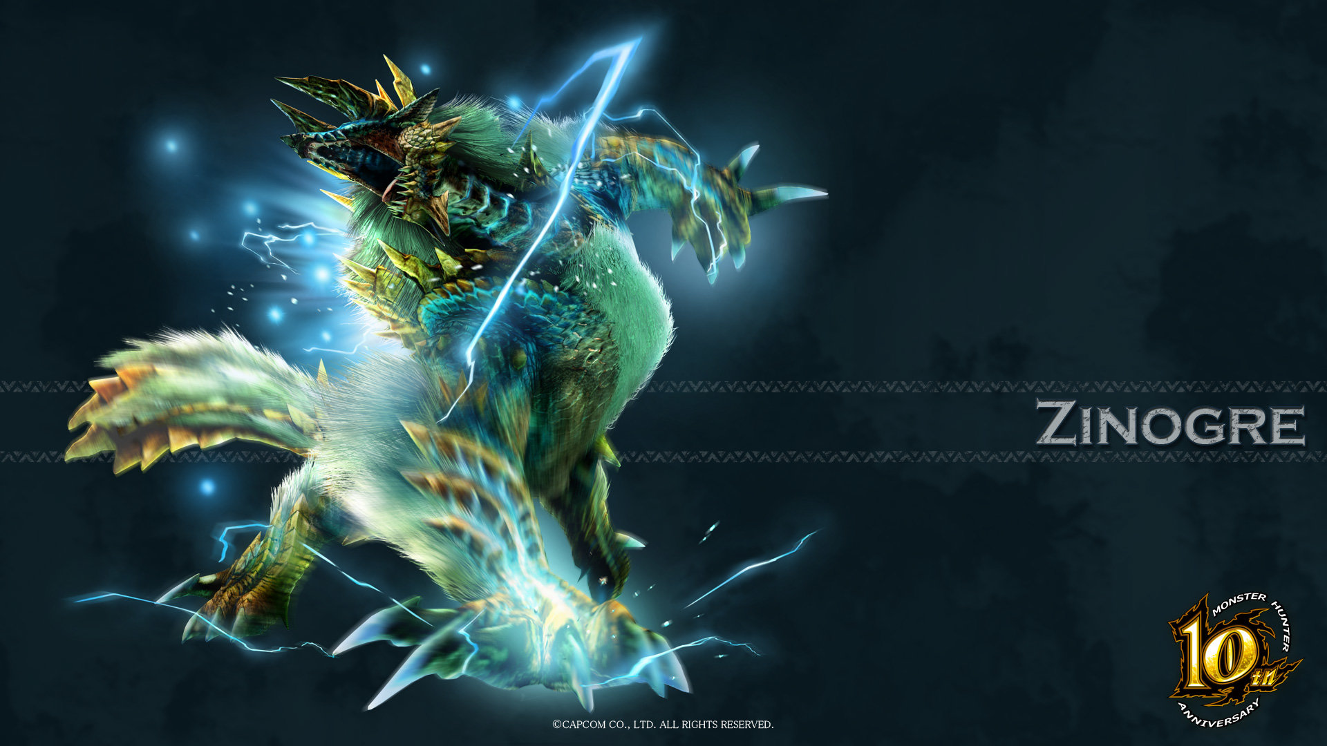High Resolution Monster Hunter Hd 1080p Wallpaper Id 294459 For Pc