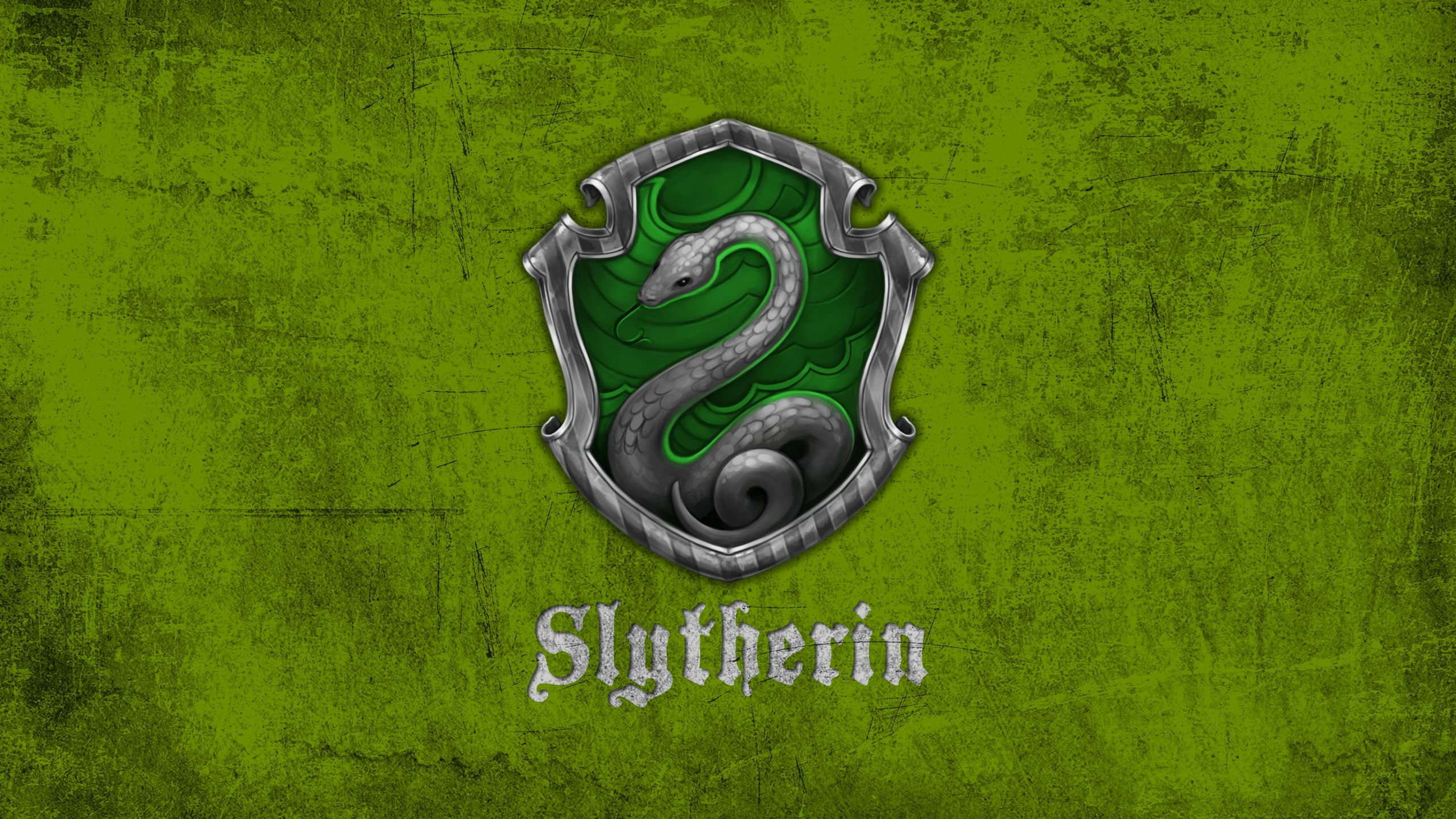 High resolution Slytherin hd 2560x1440 wallpaper ID:463370 for desktop