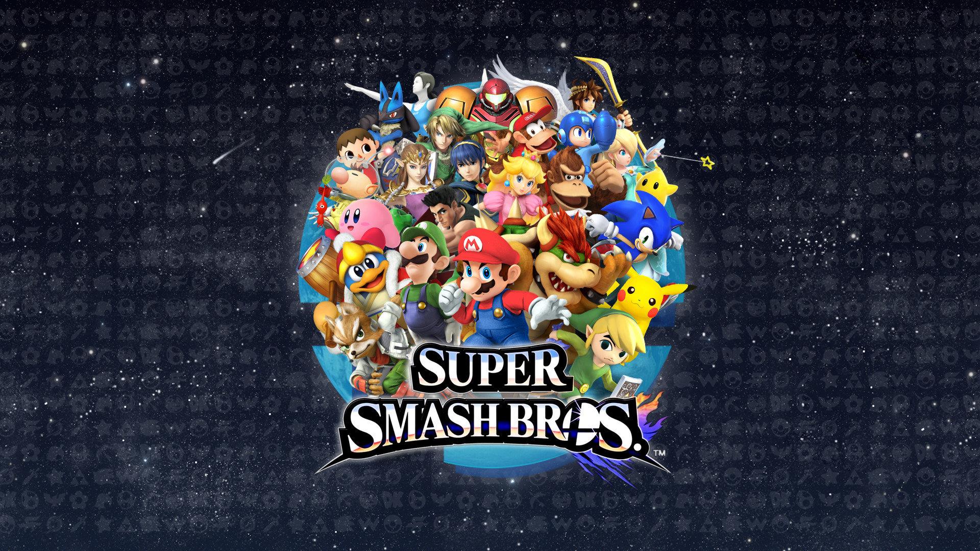 Super Smash Bros Wallpapers 1920x1080 Full Hd 1080p Desktop