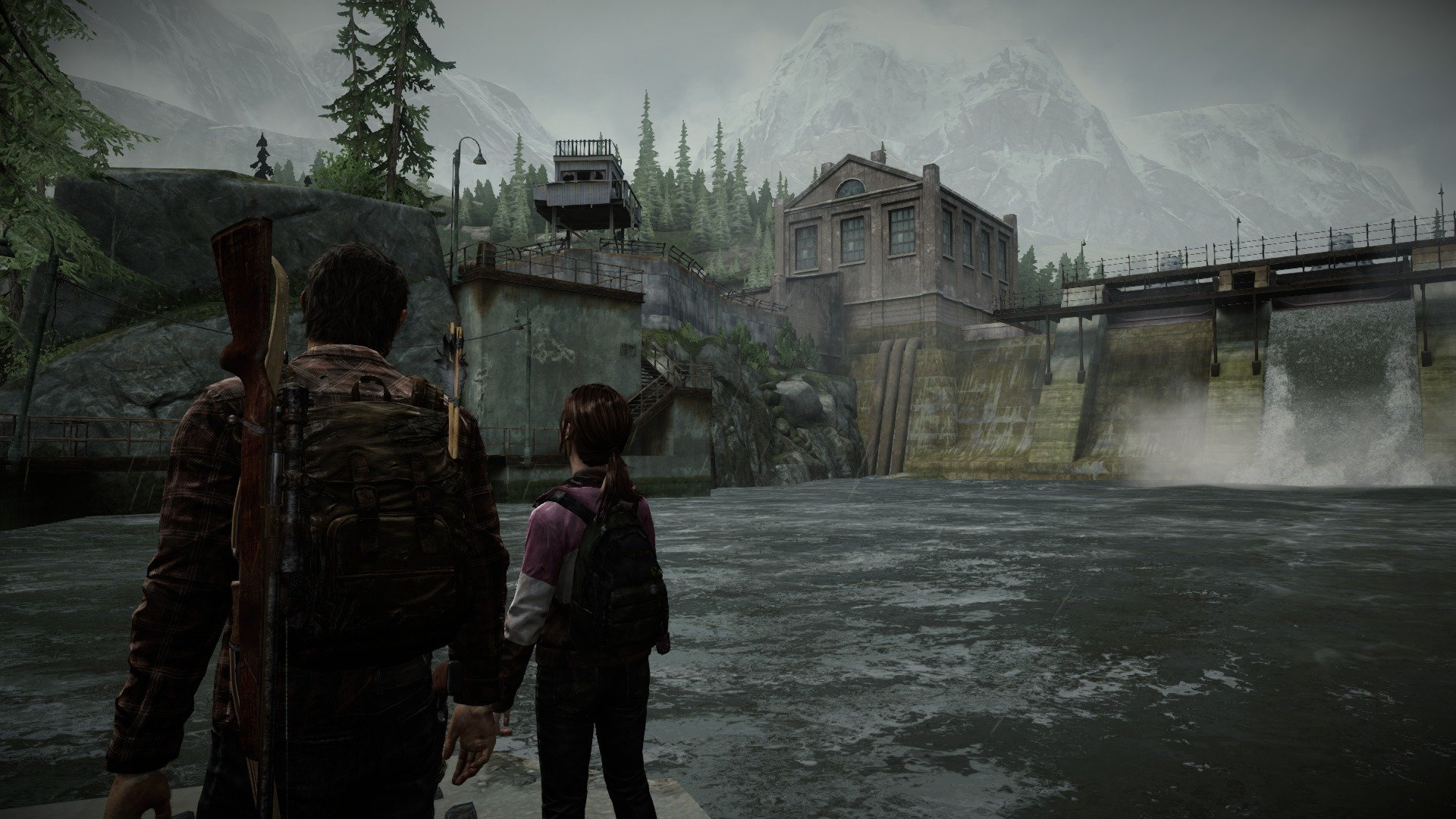 Download Full Hd 1080p The Last Of Us Desktop Wallpaper Id 248132