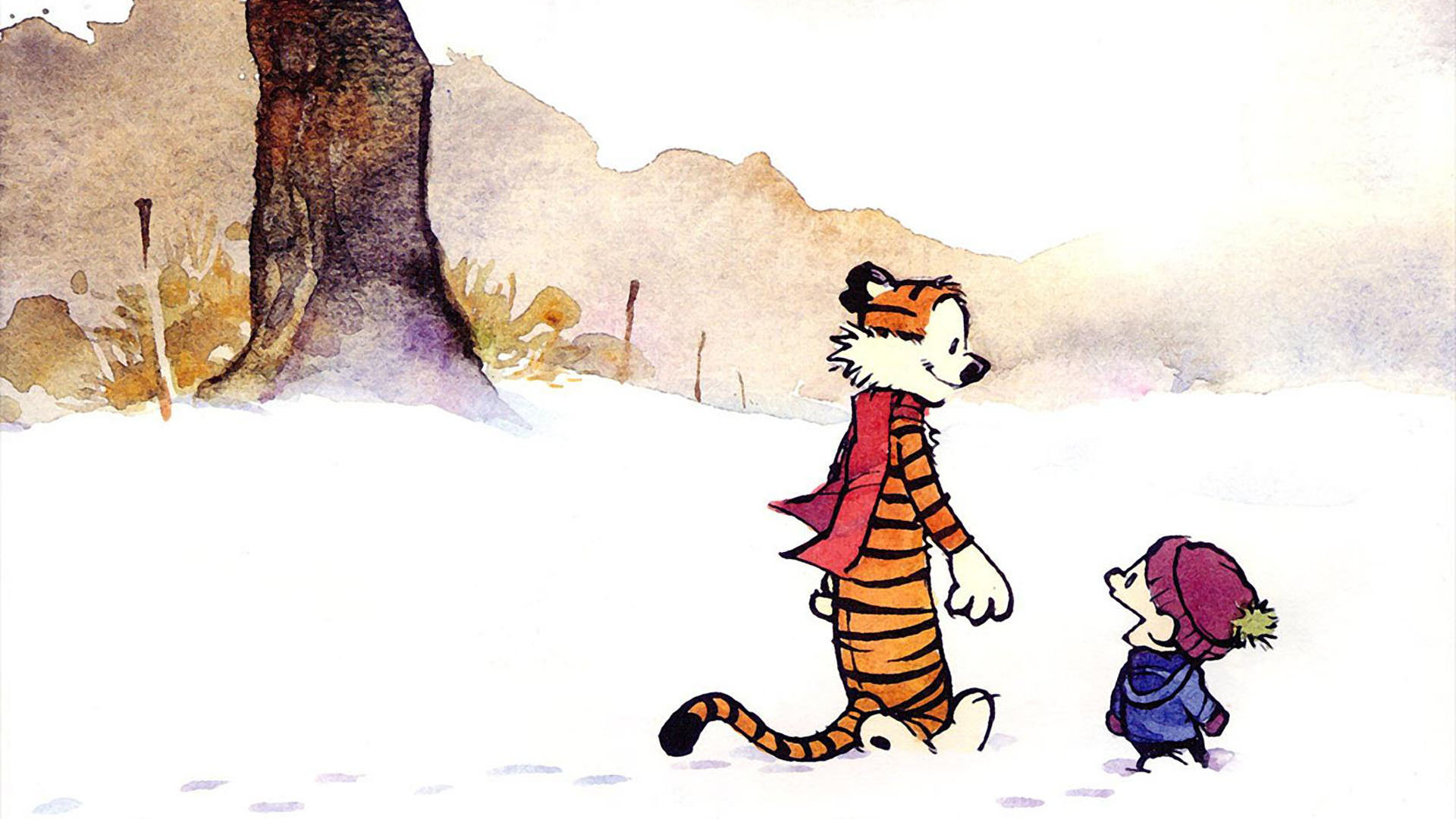 Free Calvin and Hobbes high quality wallpaper ID:211482 for full hd desktop