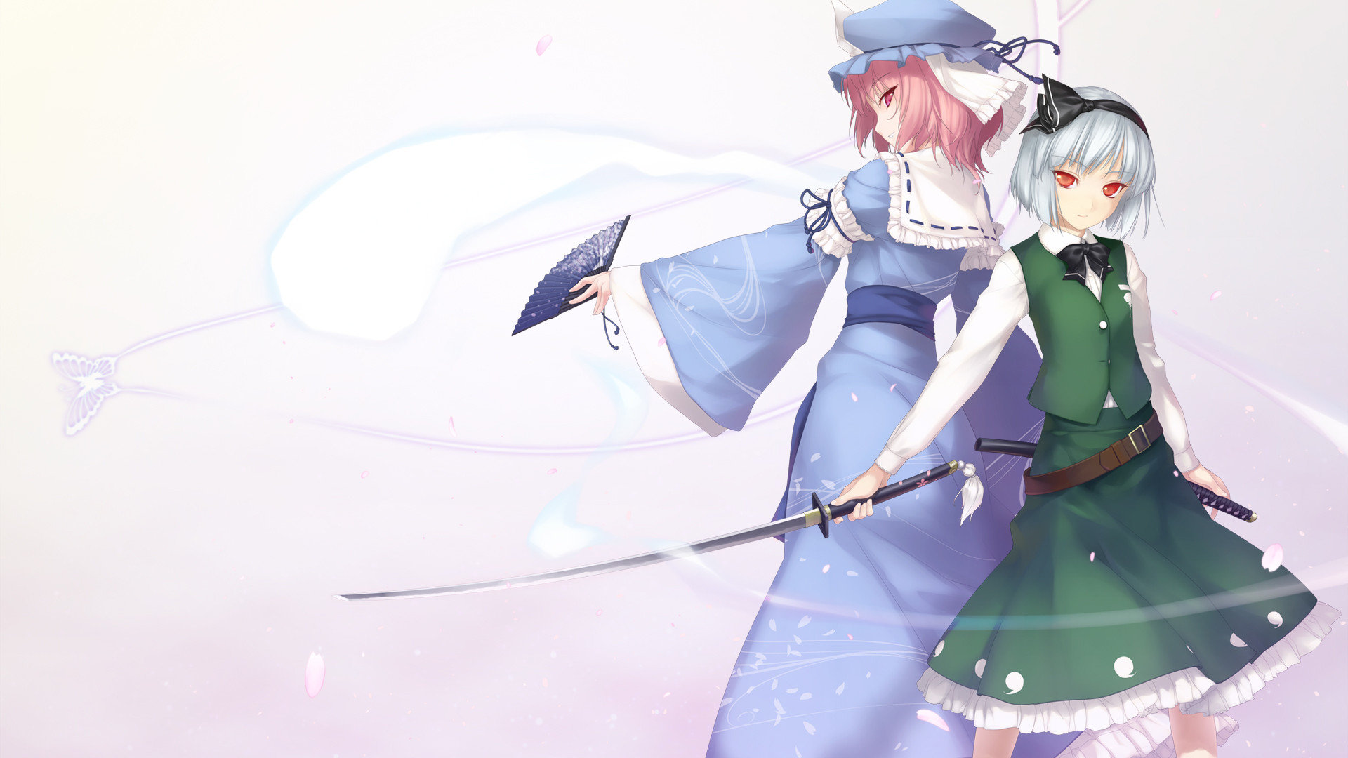 Free download Youmu Konpaku background ID:225257 full hd for desktop