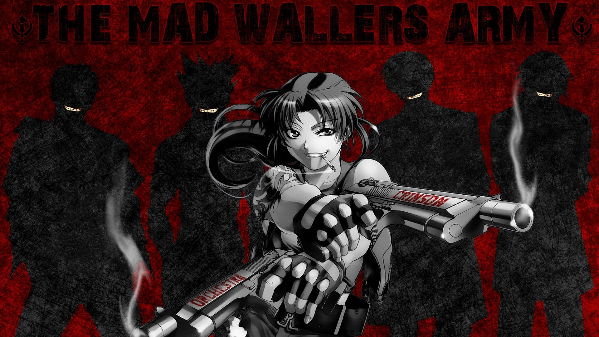 black lagoon wallpapers 1920x1080 full hd (1080p) desktop backgrounds