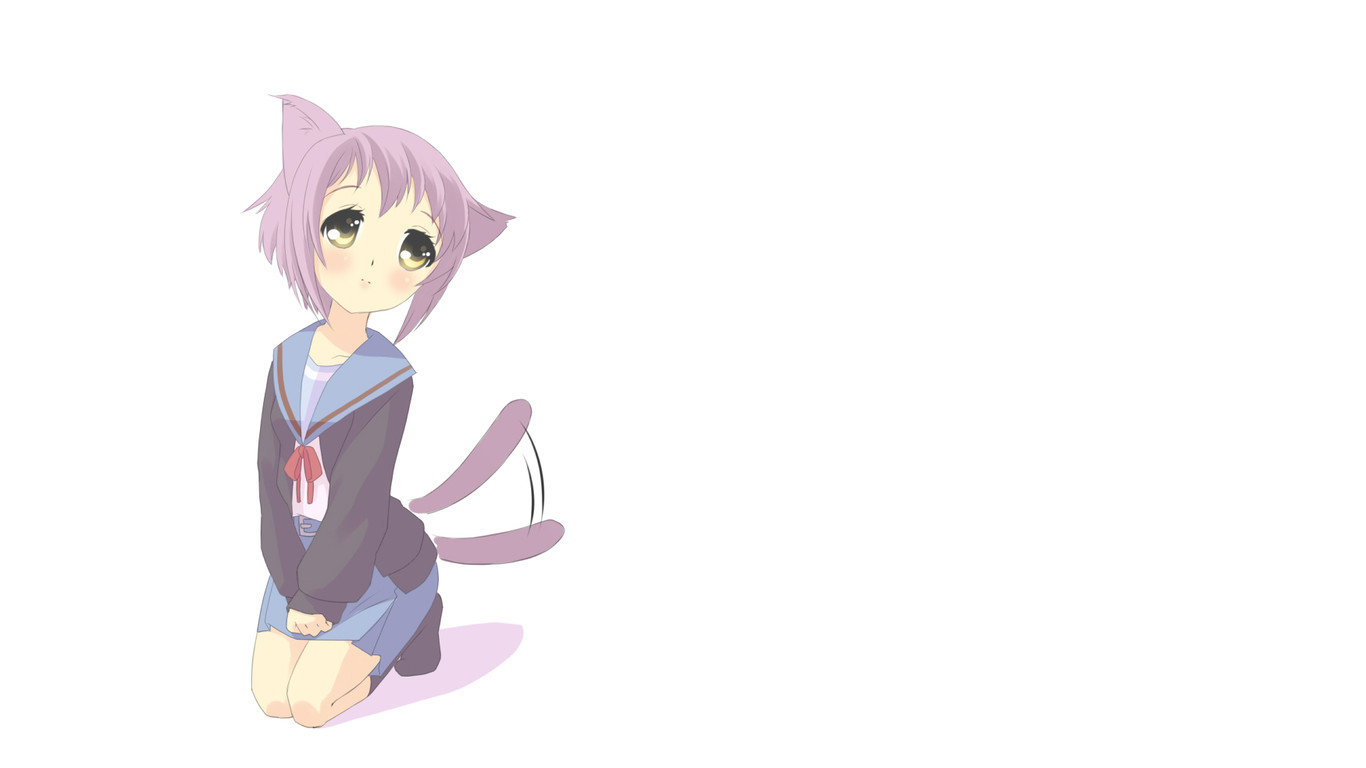 High resolution Yuki Nagato laptop background ID:139357 for PC