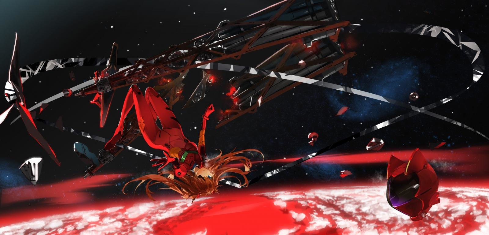 Best Asuka Langley Sohryu background ID:214986 for High Resolution hd 1600x768 computer