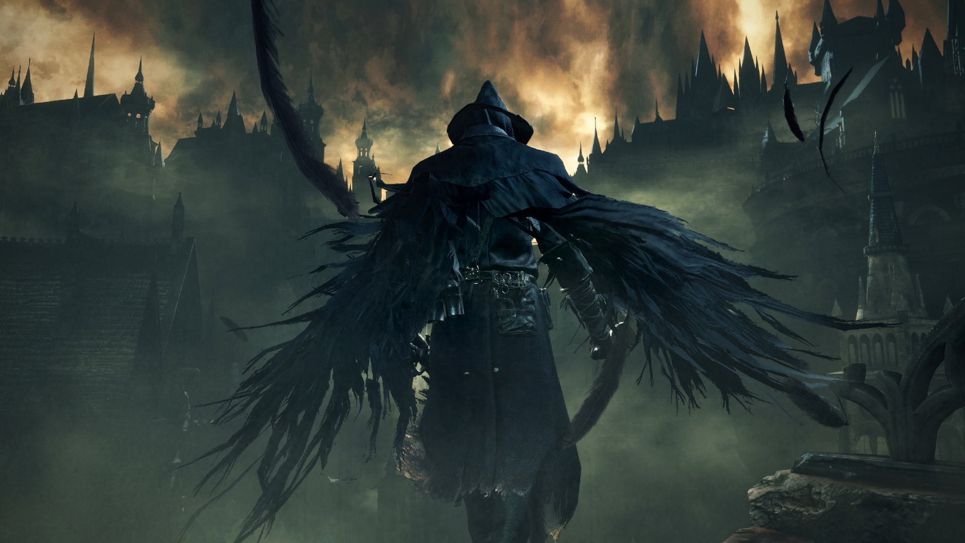 Download Hd 1080p Bloodborne Computer Wallpaper ID61981 For Free
