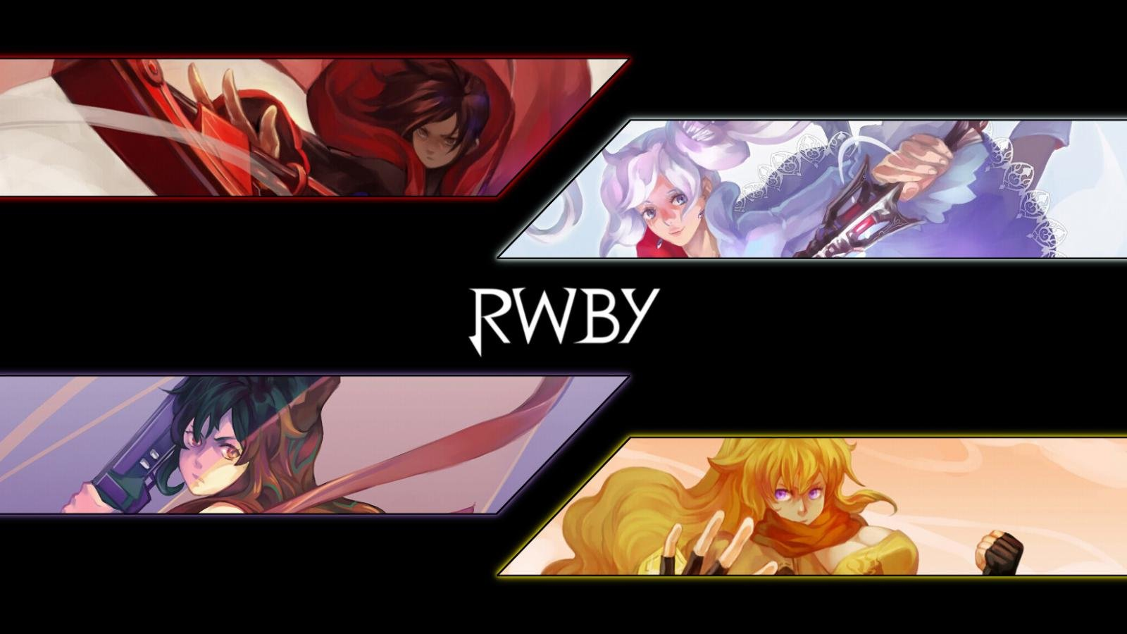 Free RWBY high quality background ID:437545 for hd 1600x900 PC