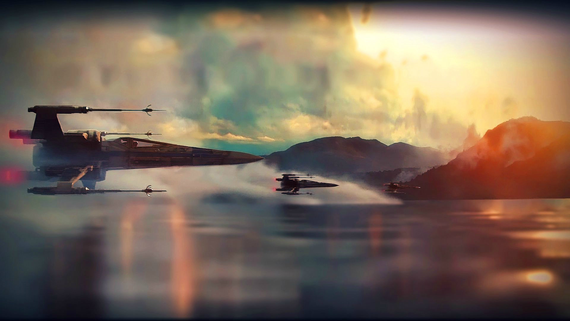 Star Wars Wallpapers 1920x1080 Full Hd 1080p Desktop