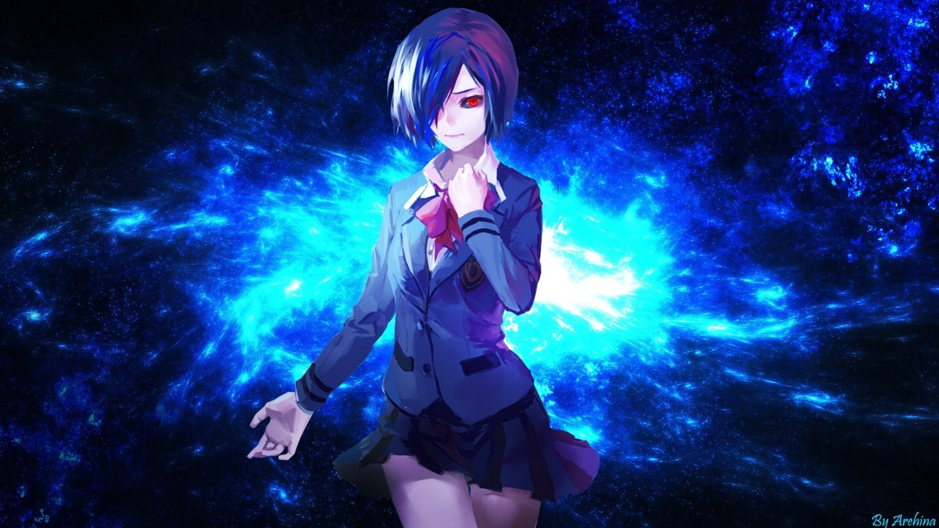 Download full hd 1080p Touka Kirishima PC background ID:150058 for free