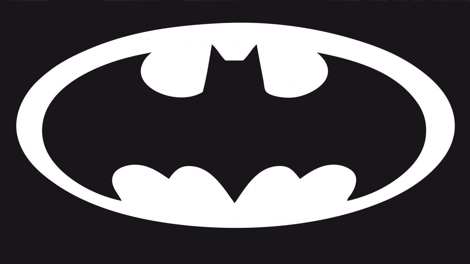 Free Download Batman Logo Symbol Wallpaper Id42015 Hd 1600x900