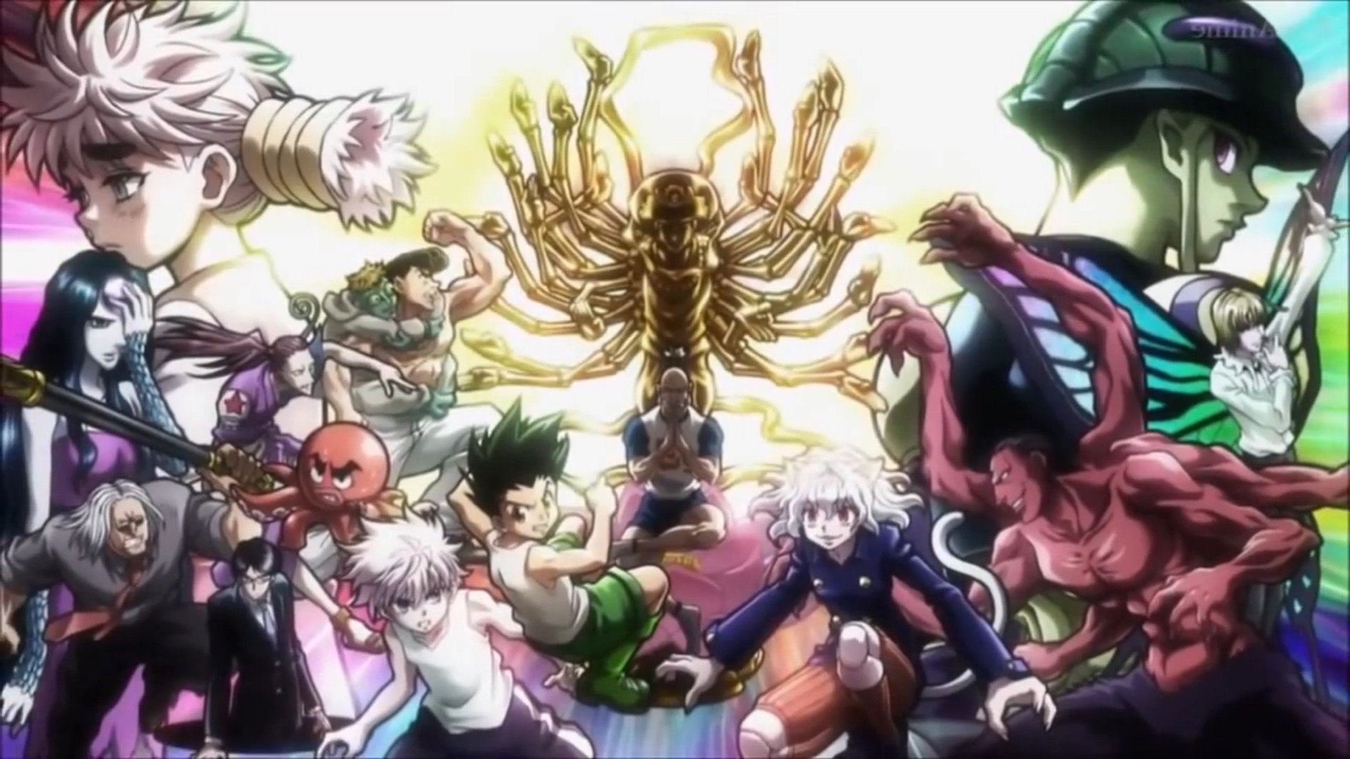 High resolution Hunter X Hunter hd 1080p wallpaper ID:10875 for desktop