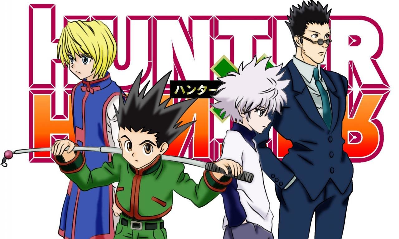 Hunter X Hunter Wallpapers Hd For Desktop Backgrounds