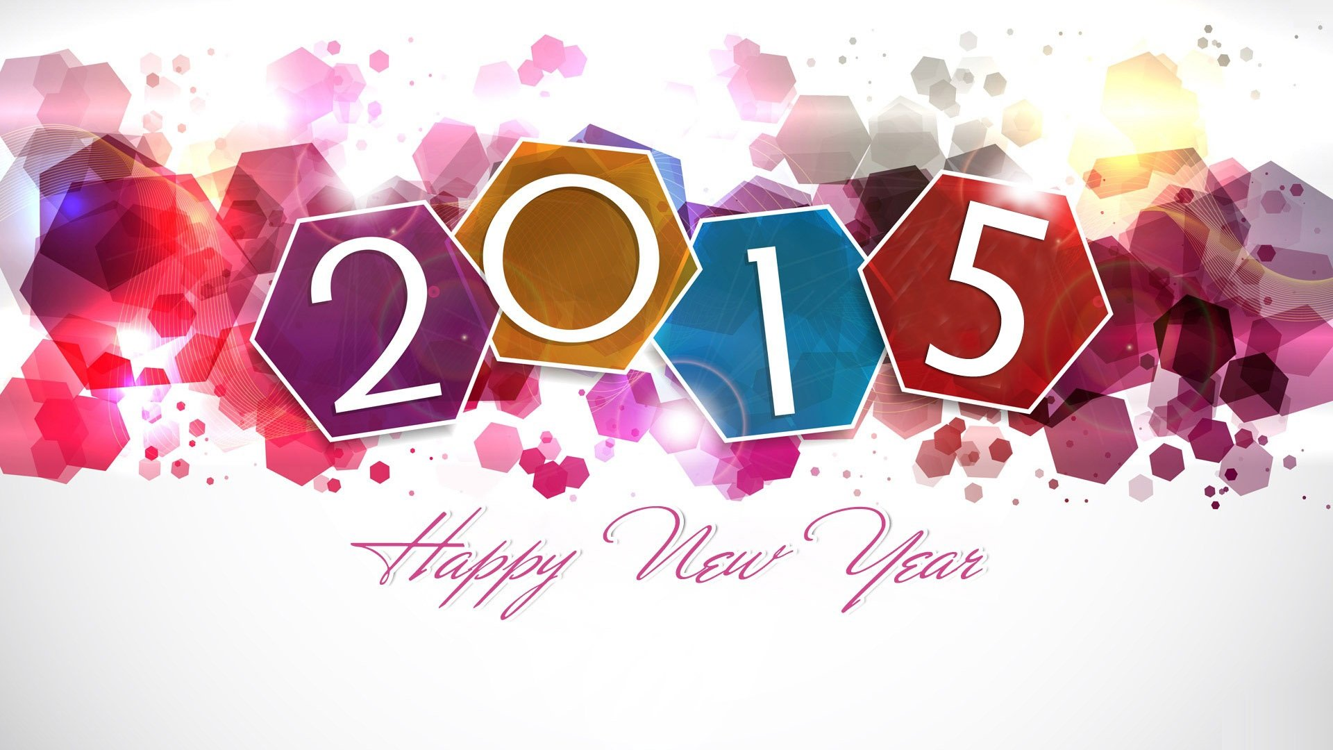 Best New Year 2015 background ID:156219 for High Resolution full hd computer