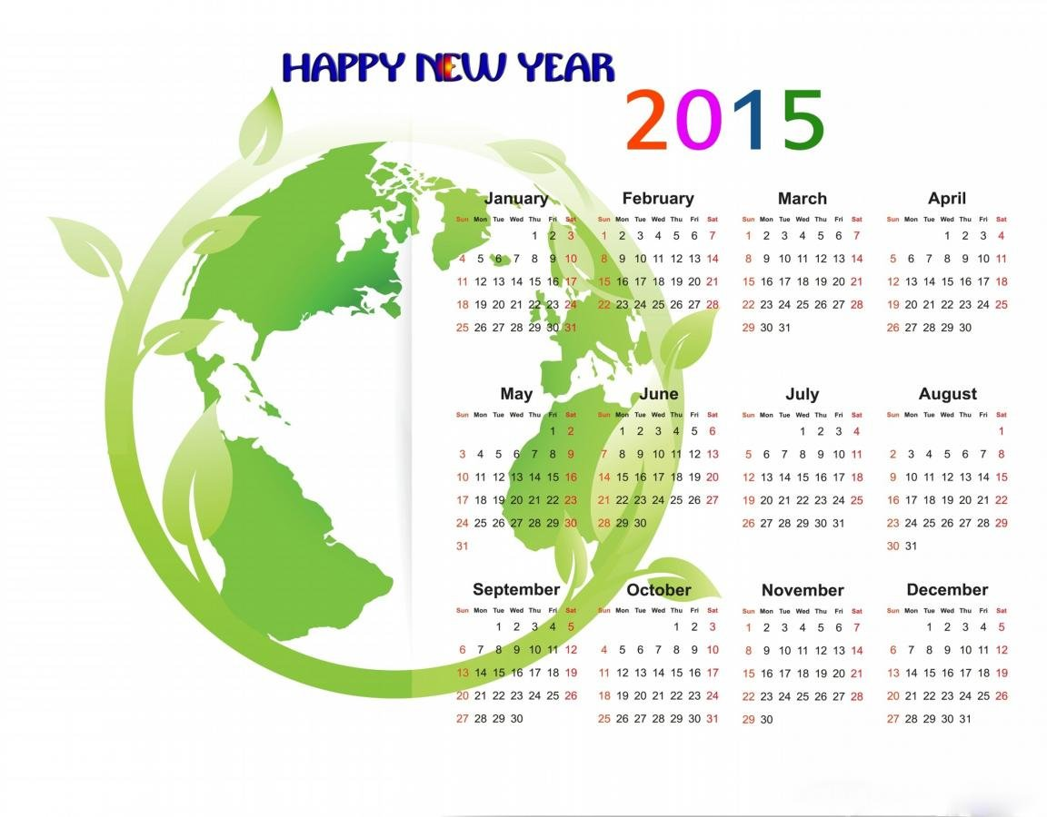 Free New Year 2015 high quality wallpaper ID:156256 for hd 1152x900 desktop