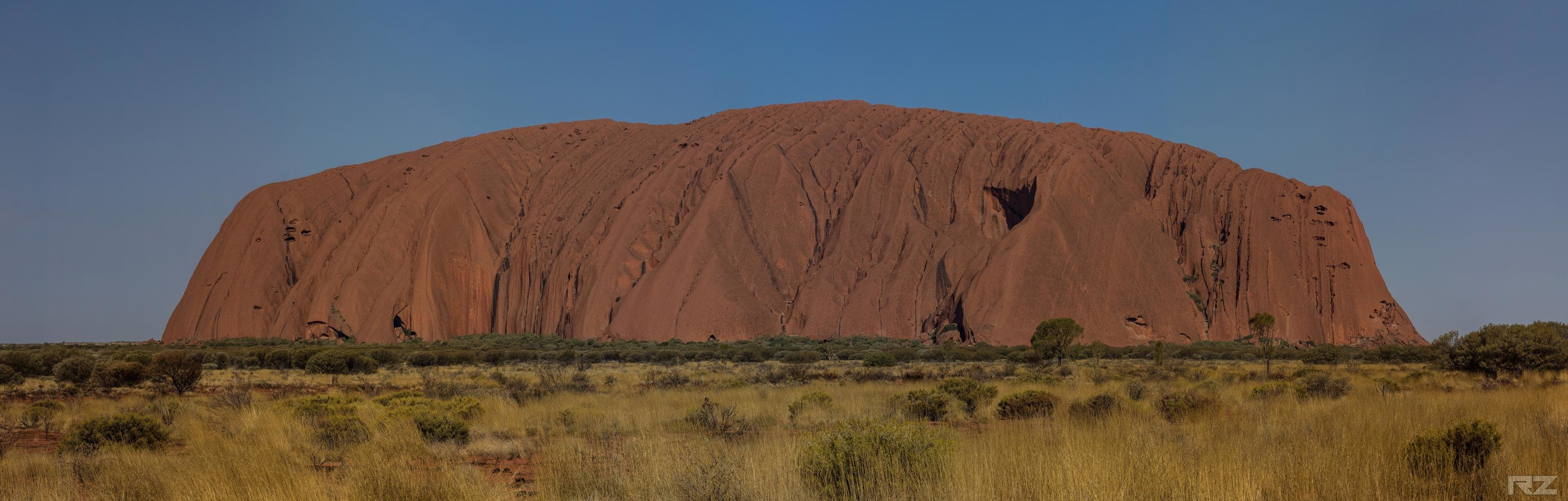 High resolution Uluru dual monitor 3200x1024 wallpaper ID:169132 for desktop