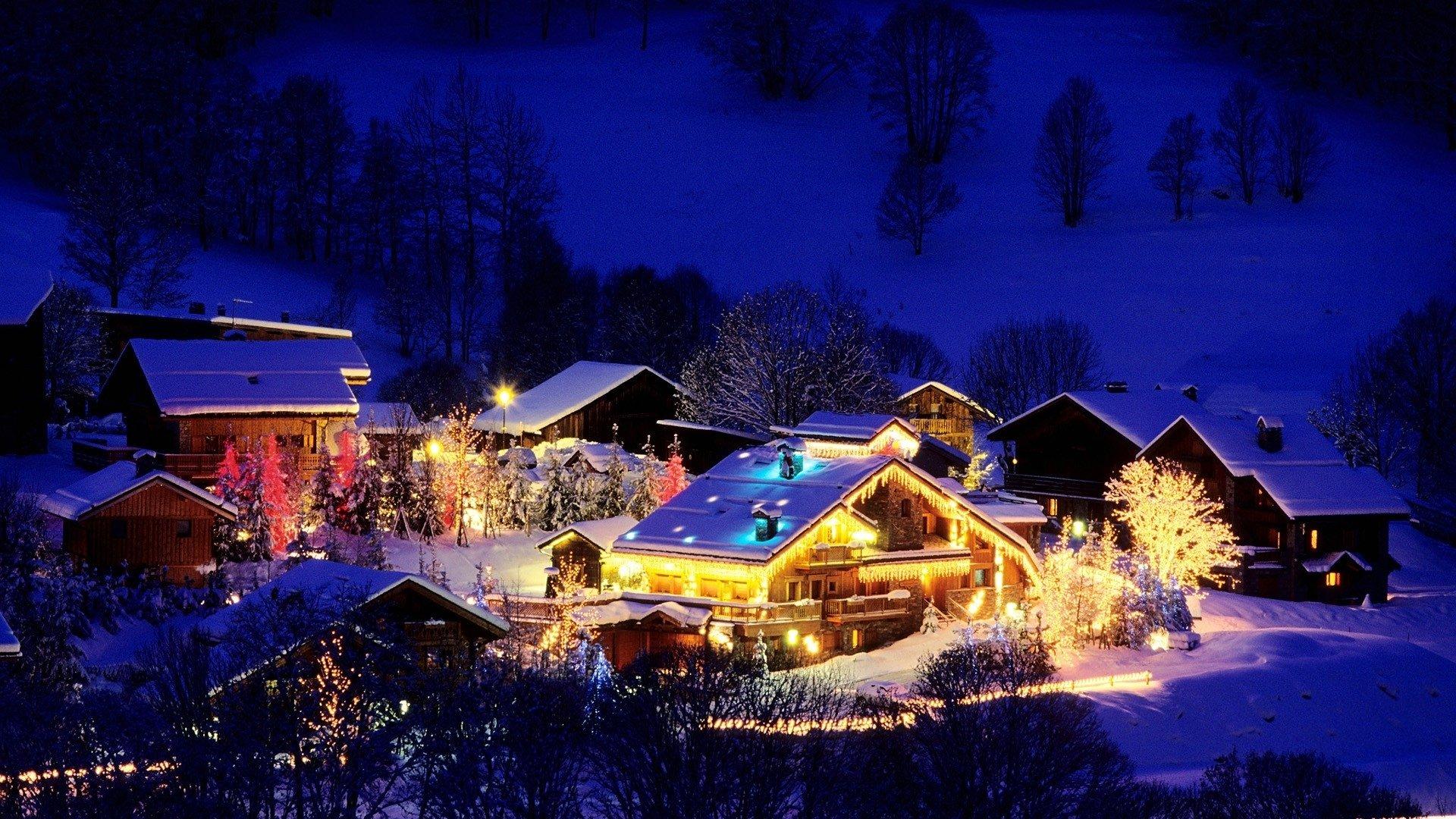 Christmas lights wallpapers 1920x1080 full hd 1080p - Hd christmas wallpapers 1080p ...