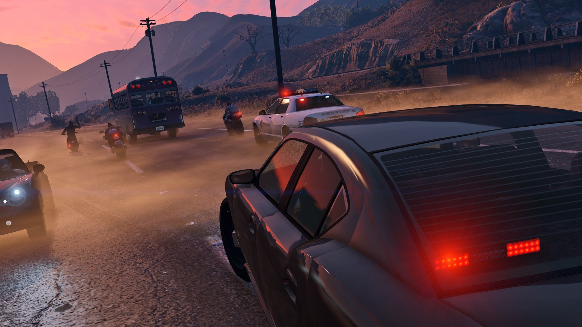 Download P Grand Theft Auto V Gta  Computer Wallpaper Id For Free